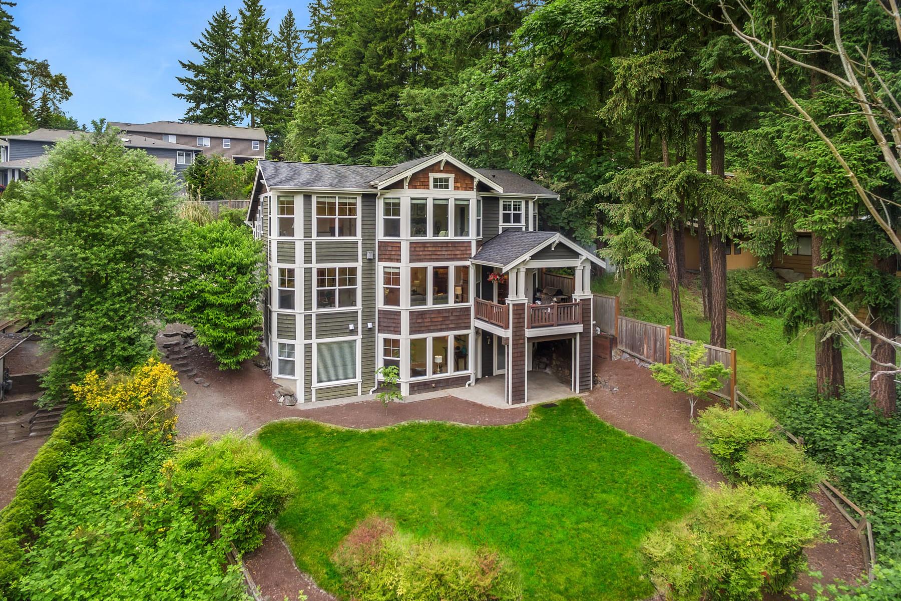 Single Family Home for Sale at Juanita Park 10816 103rd Ave NE Kirkland, Washington, 98033 United States