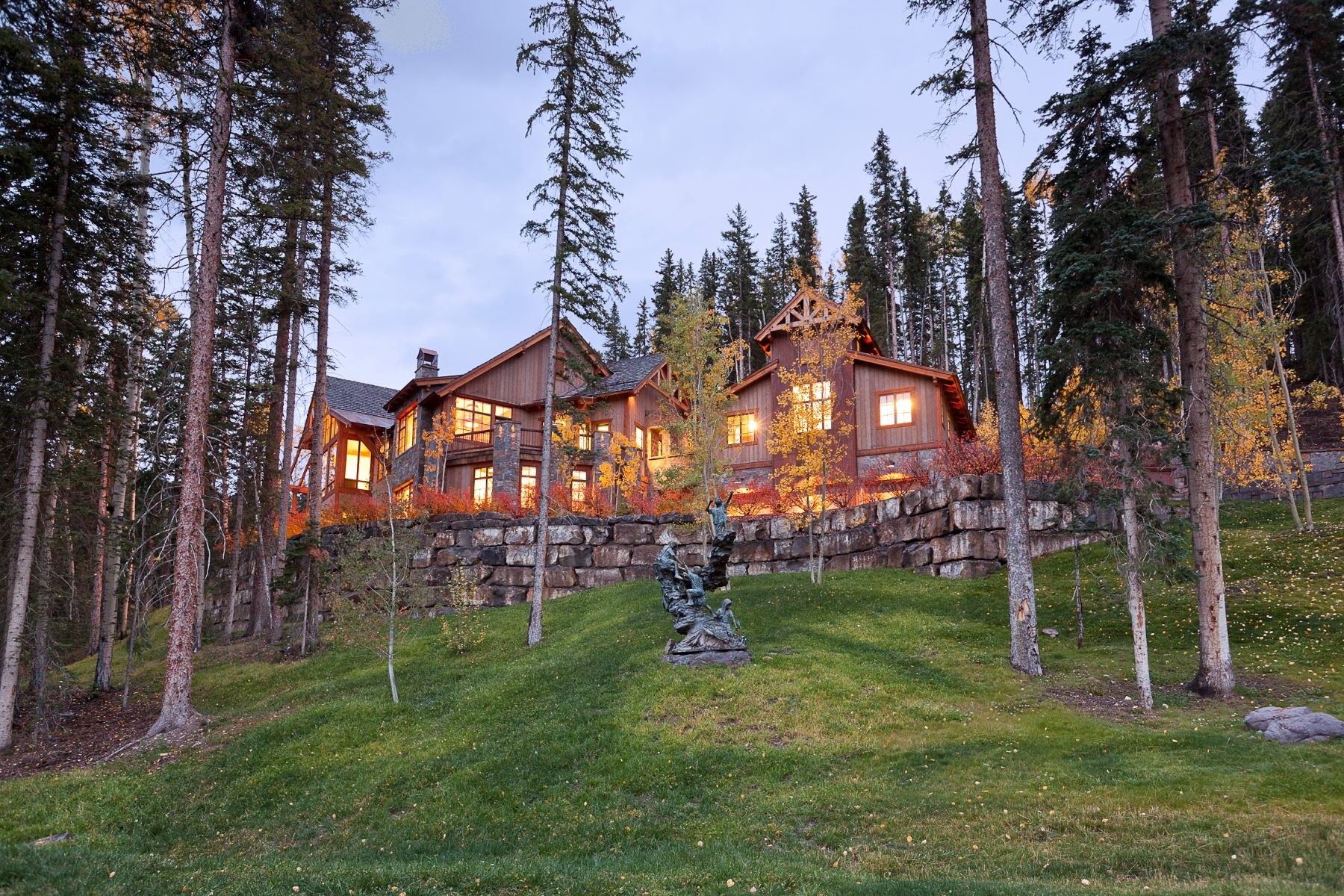 واحد منزل الأسرة للـ Sale في 114 Autumn Lane Mountain Village, Colorado, MOUNT United States
