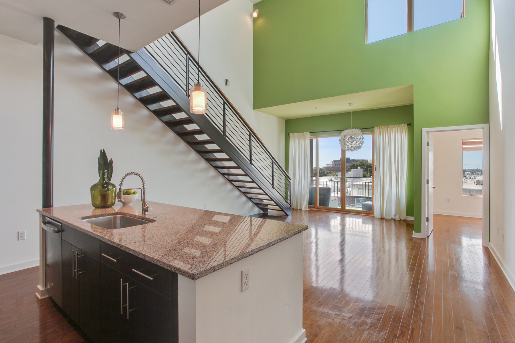 Single Family Homes for Rent at Amazing views in Castleberry Hill 333 Nelson Street SW No. 436 Atlanta, Georgia 30313 United States