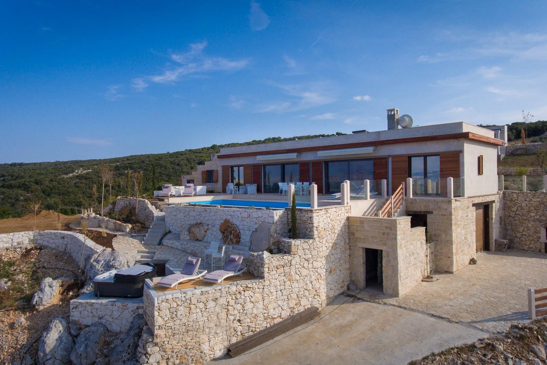 Villa Island Magic Dol Brac, Split Dalmatia 21400 Croatia