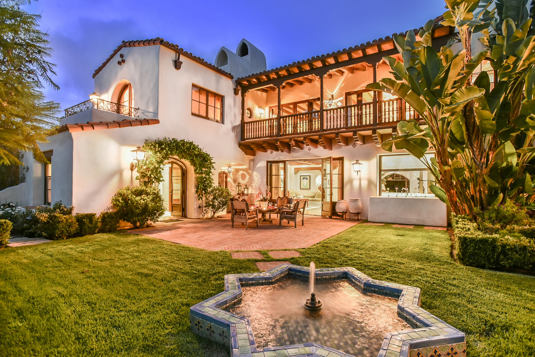 Single Family Home for Sale at 5956 San Elijo 5956 San Elijo Rancho Santa Fe, California 92067 United States