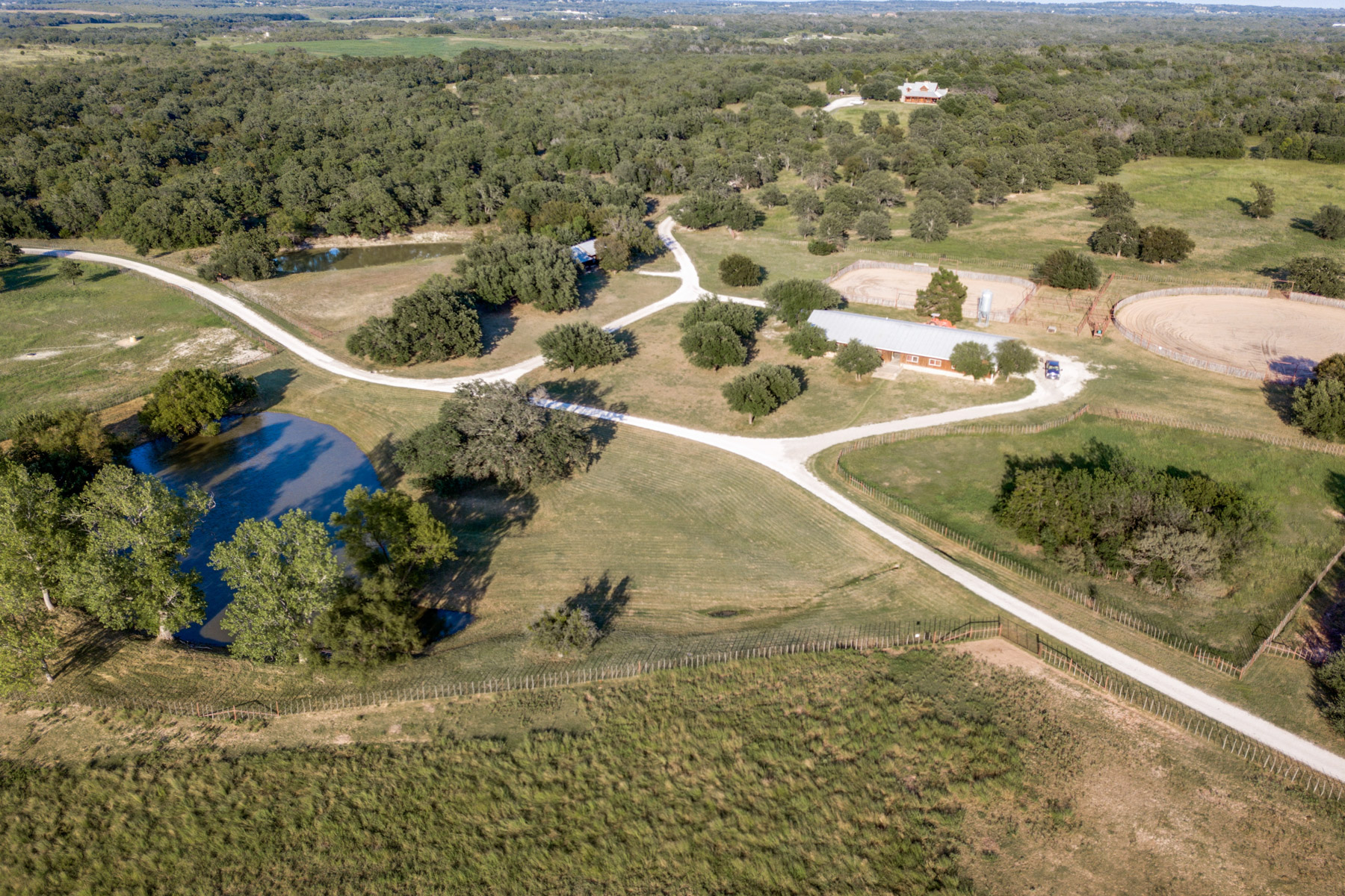Farm / Ranch / Plantation for Sale at Bryant Ranch 184 Acres 1600 Garner Adell Road, Weatherford, Texas 76088 United States