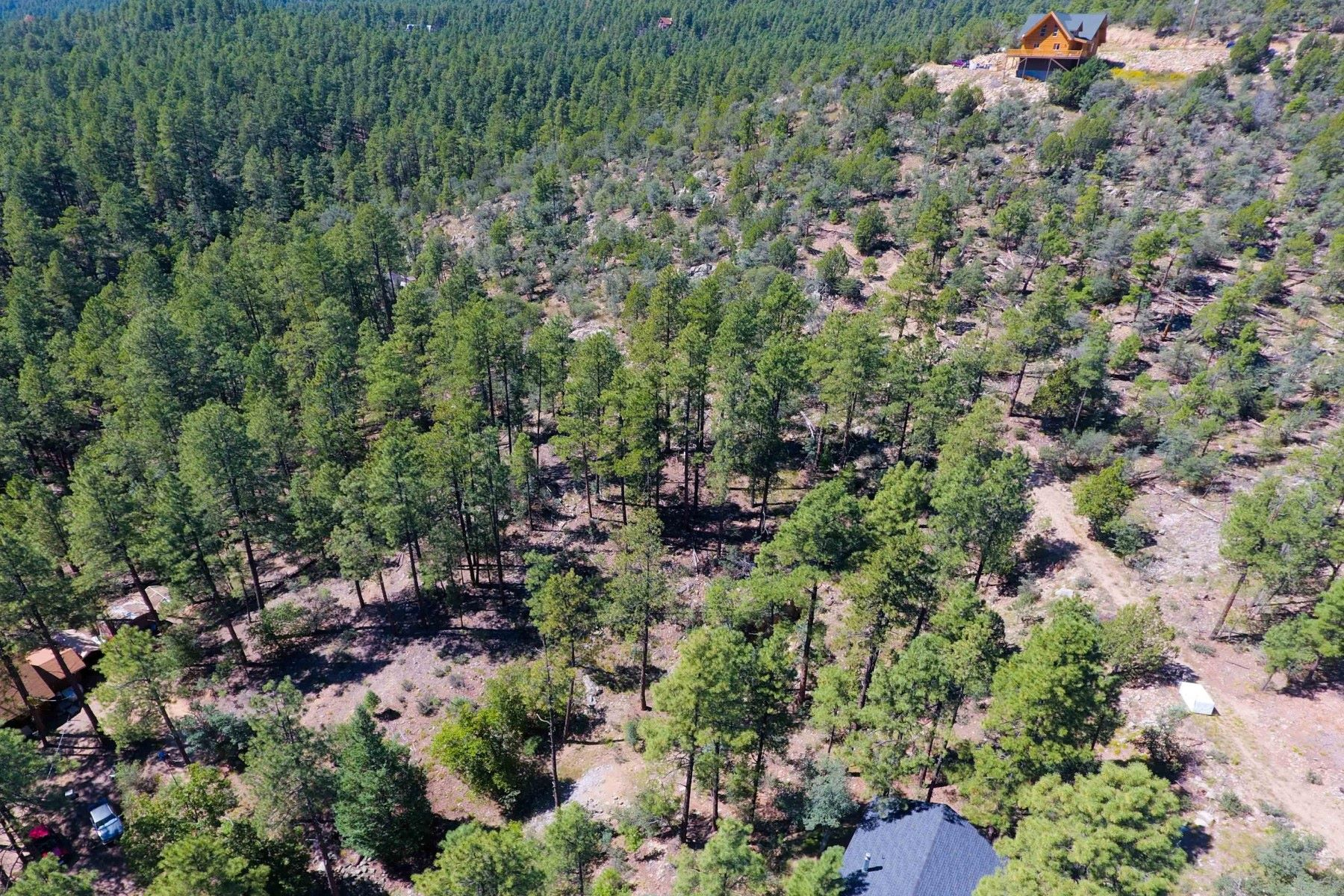 Land for Sale at Two beautiful hillside lots available for one or two homes 5960 S Old Walker Rd Prescott, Arizona, 86303 United States