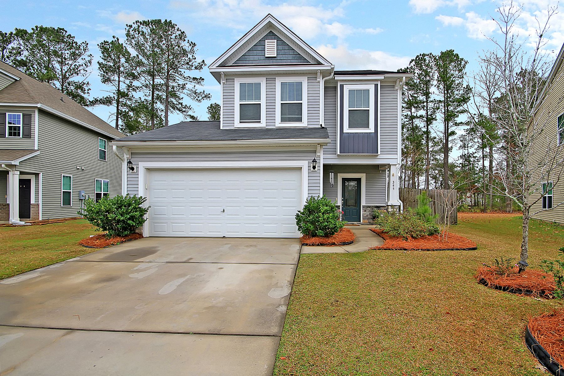 Single Family Homes for Active at 344 Drayton Place Drive Moncks Corner, South Carolina 29461 United States