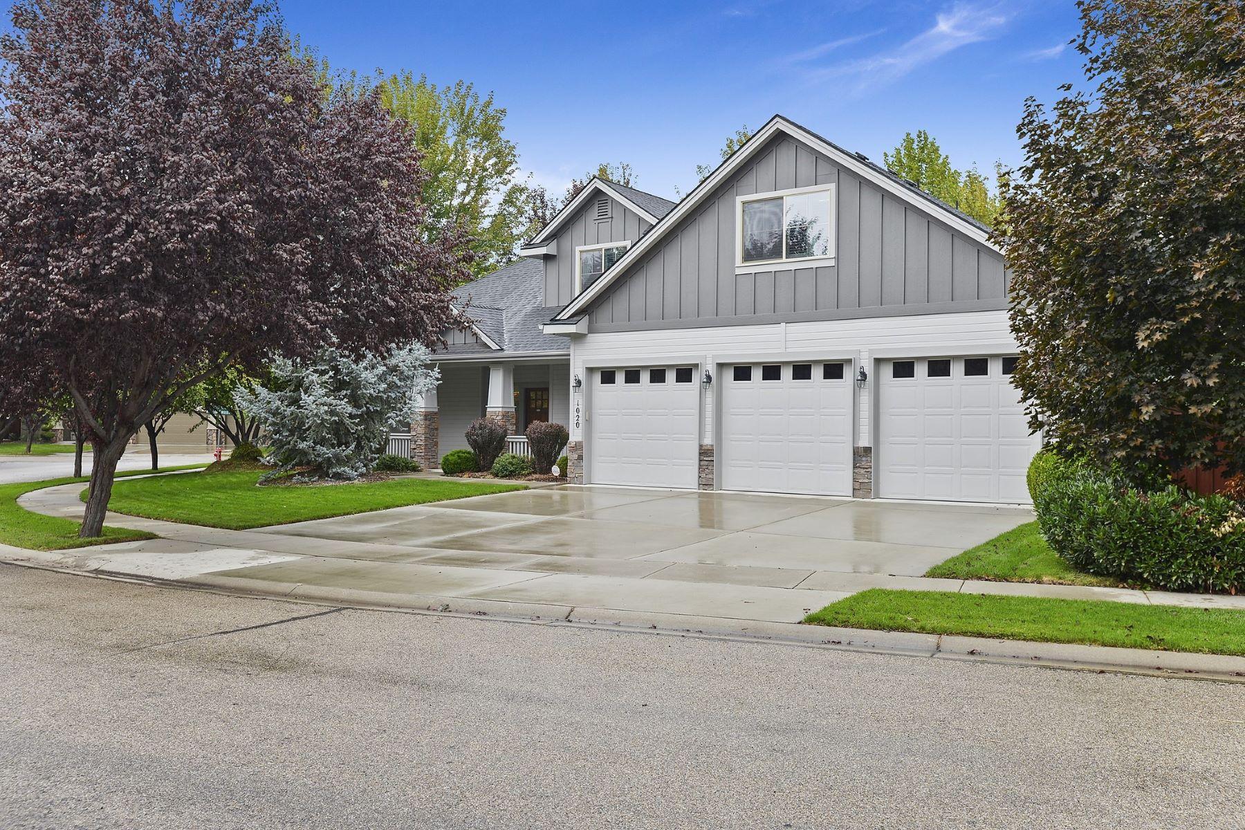 Single Family Homes pour l Vente à 1020 Redwall, Meridian 1020 Redwall Meridian, Idaho 83646 États-Unis