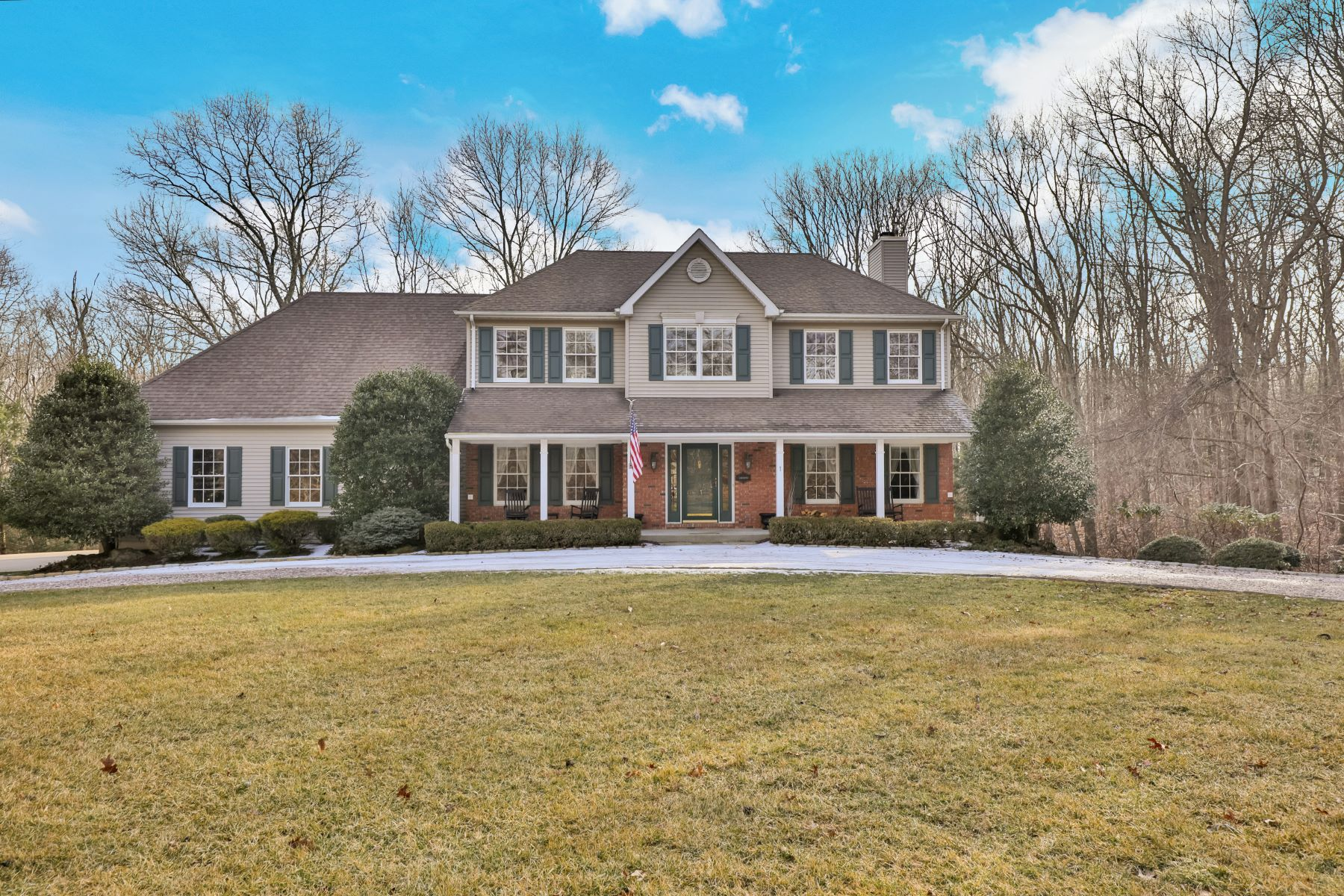 Single Family Home for Sale at Welcome To Stillhouse Meadows In The Heart Of Millstone Township 1 Scotto Drive, Millstone Township, New Jersey 08510 United States