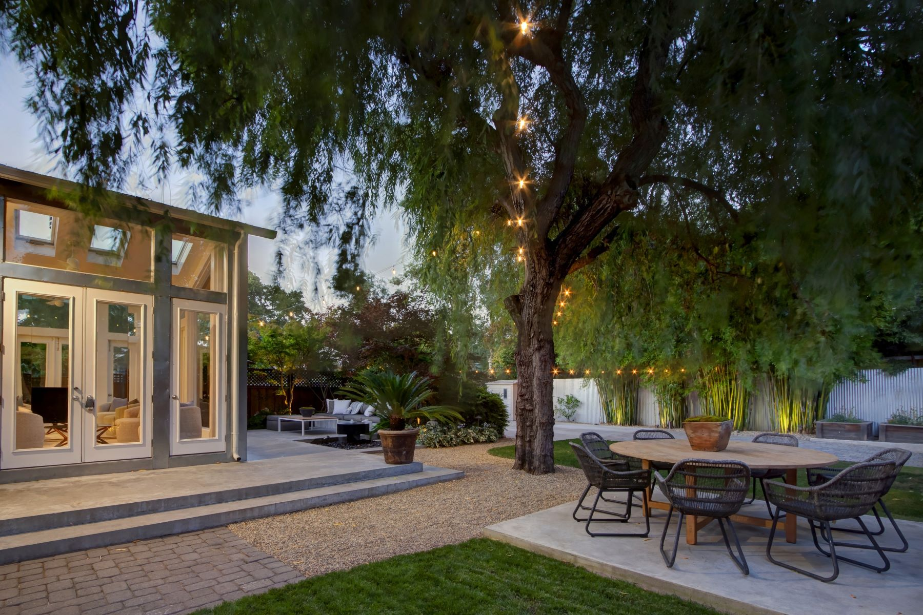 Single Family Homes for Active at Stunning Remodeled Contemporary Home 108 Randolph Street Napa, California 94559 United States