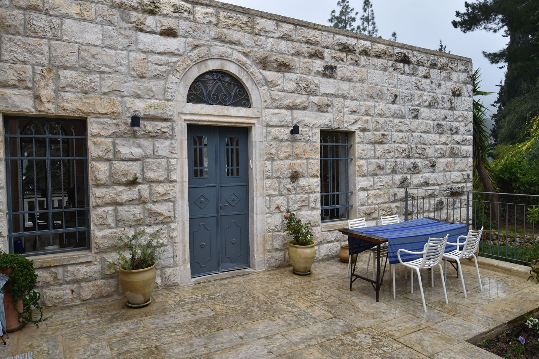 Additional photo for property listing at A Unique Home in Ein Karem Jerusalem, Israel Israel