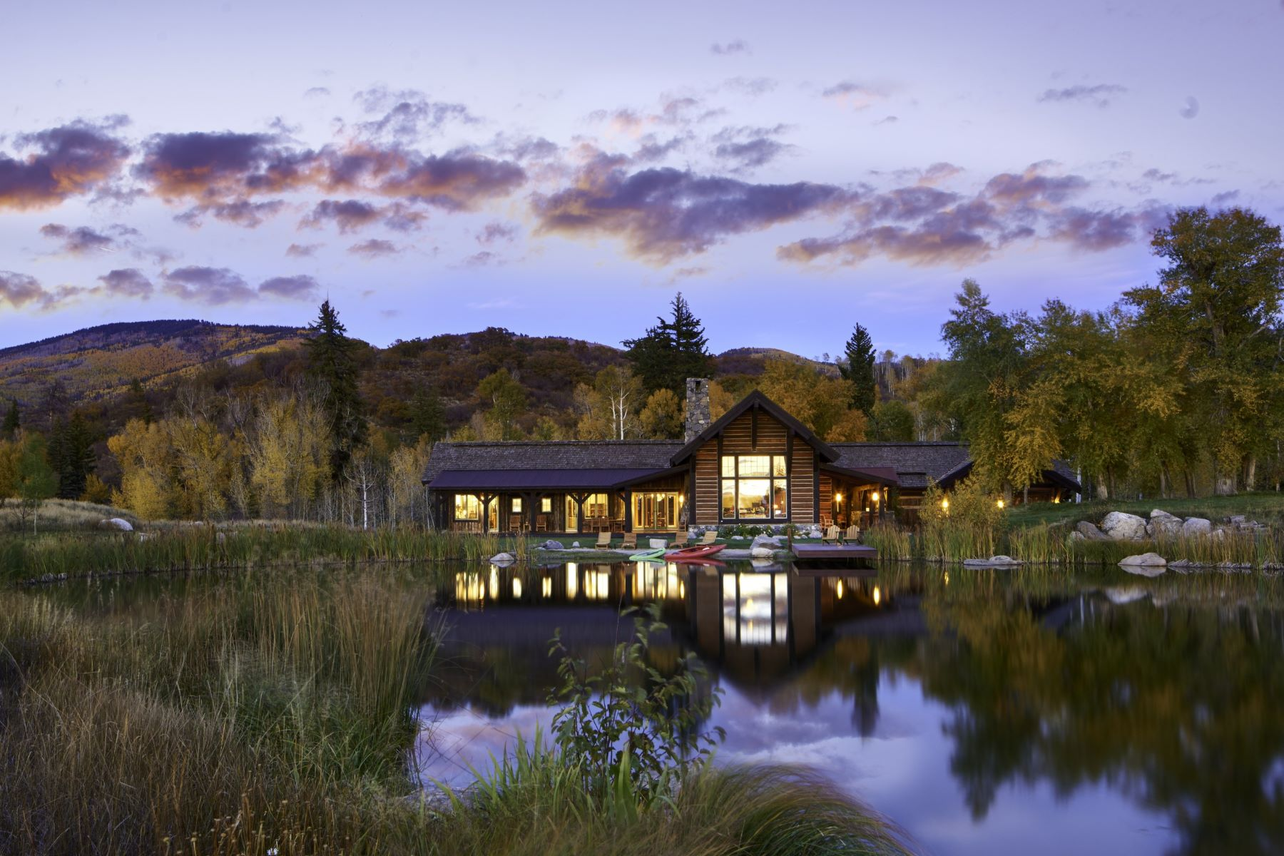 Moradia para Venda às Storm Mountain Ranch 33570 Watersong Lane Steamboat Springs, Colorado, 80487 Estados Unidos