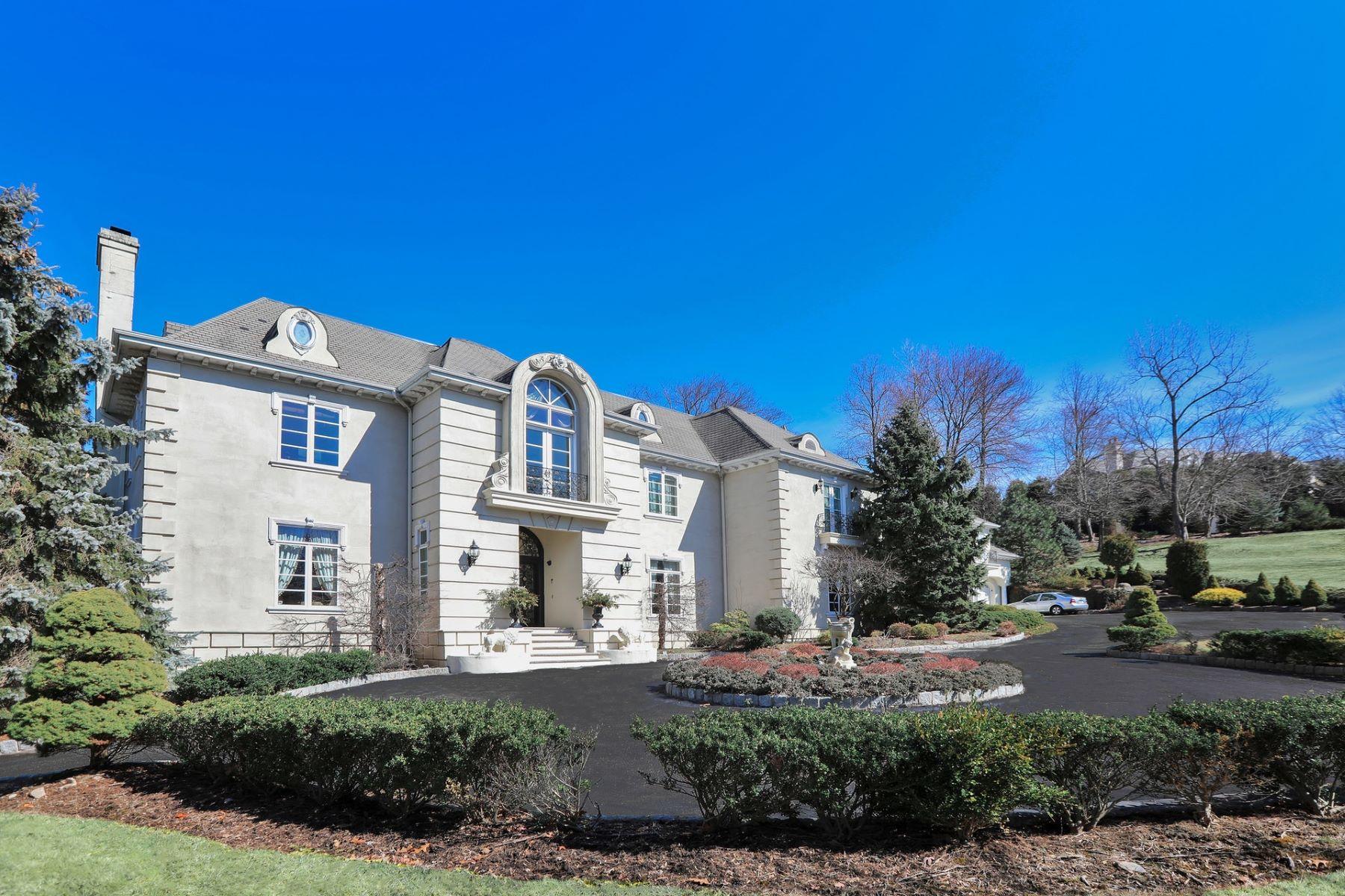 Single Family Homes für Verkauf beim 28 Buckingham Drive, Alpine, New Jersey 07620 Vereinigte Staaten