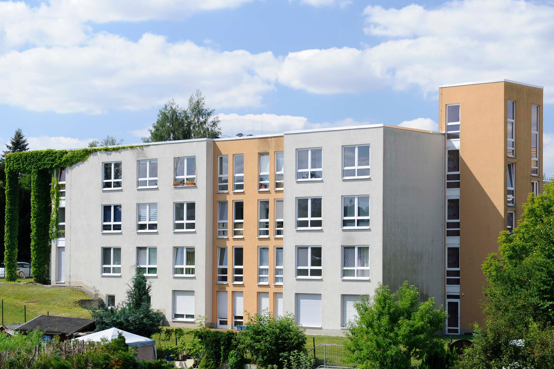 Multi-Family Homes for Sale at High Yielding Investment In Renowned Saxon University Mittweida, Saxony Germany