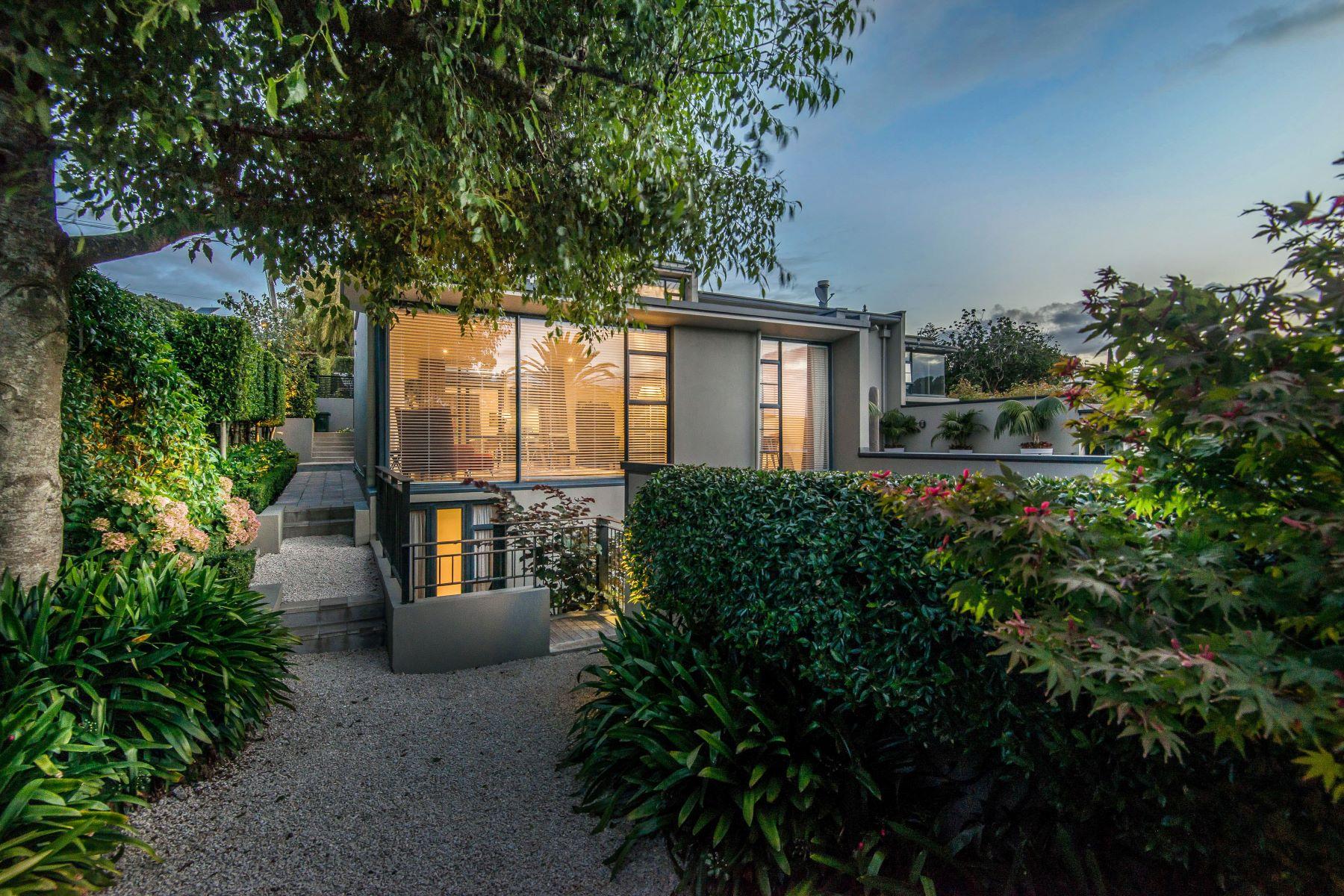 タウンハウス のために 売買 アット 34 Curran Street 34 Curran Street Herne Bay Auckland, オークランド, 1011 ニュージーランド