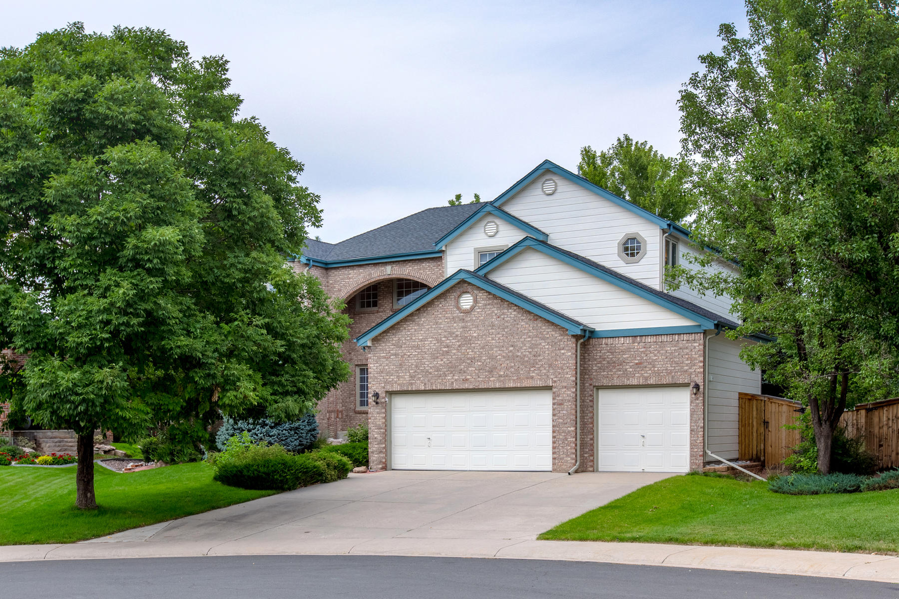 Property for Active at This lovely home in Littleton has it all including a beautiful cul de sac lot. 6429 Serengeti Place Littleton, Colorado 80124 United States