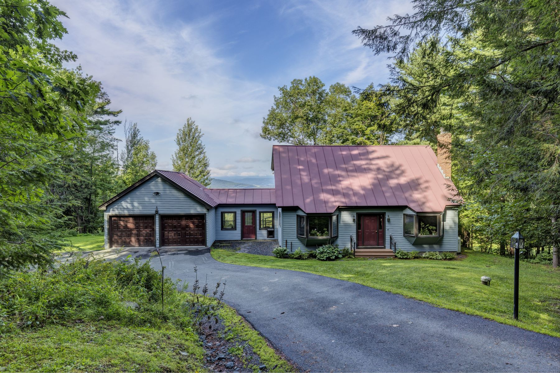 Single Family Home for Sale at Three Bedroom Cape in Lebanon with Views 14 Dorset Ln Lebanon, New Hampshire 03766 United States