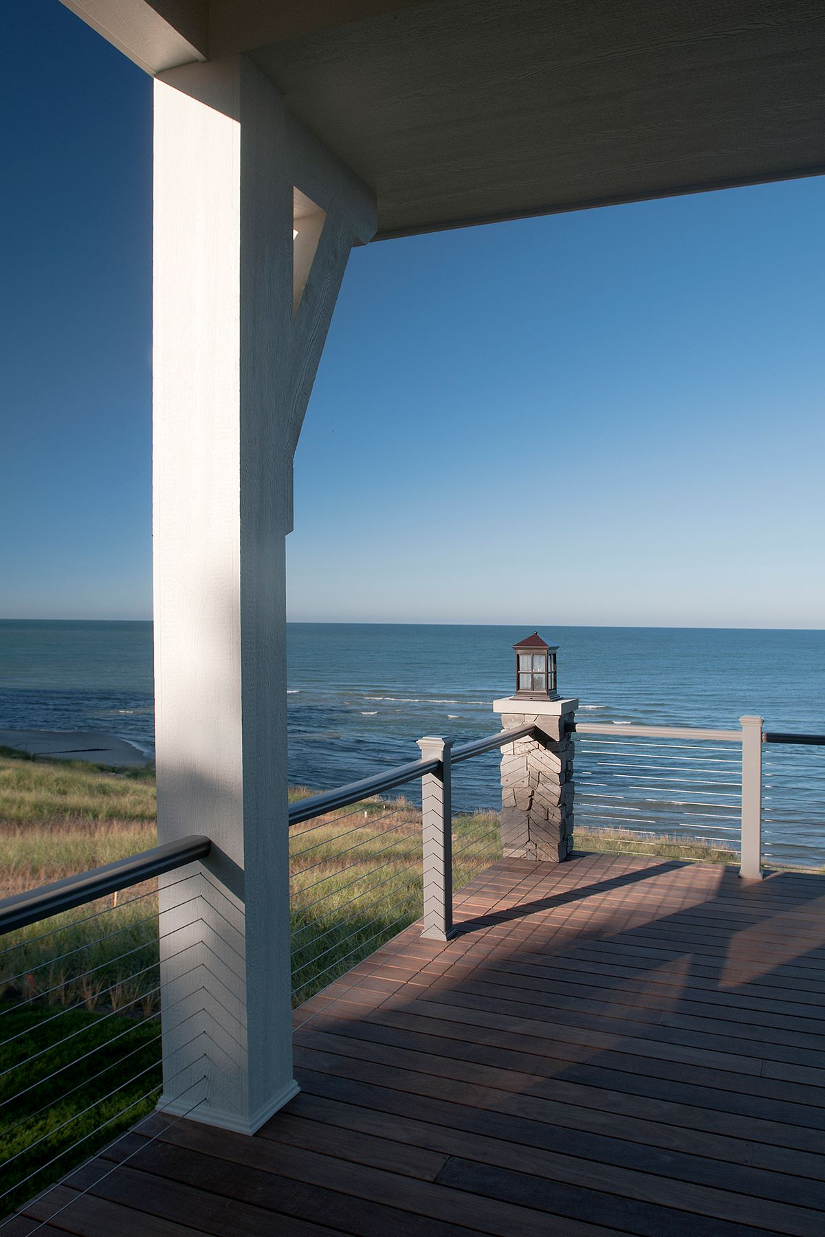 Additional photo for property listing at Immaculate Custom Built Lake Michigan Retreat 3533 Lake Shore Drive Michigan City, Indiana 46360 United States