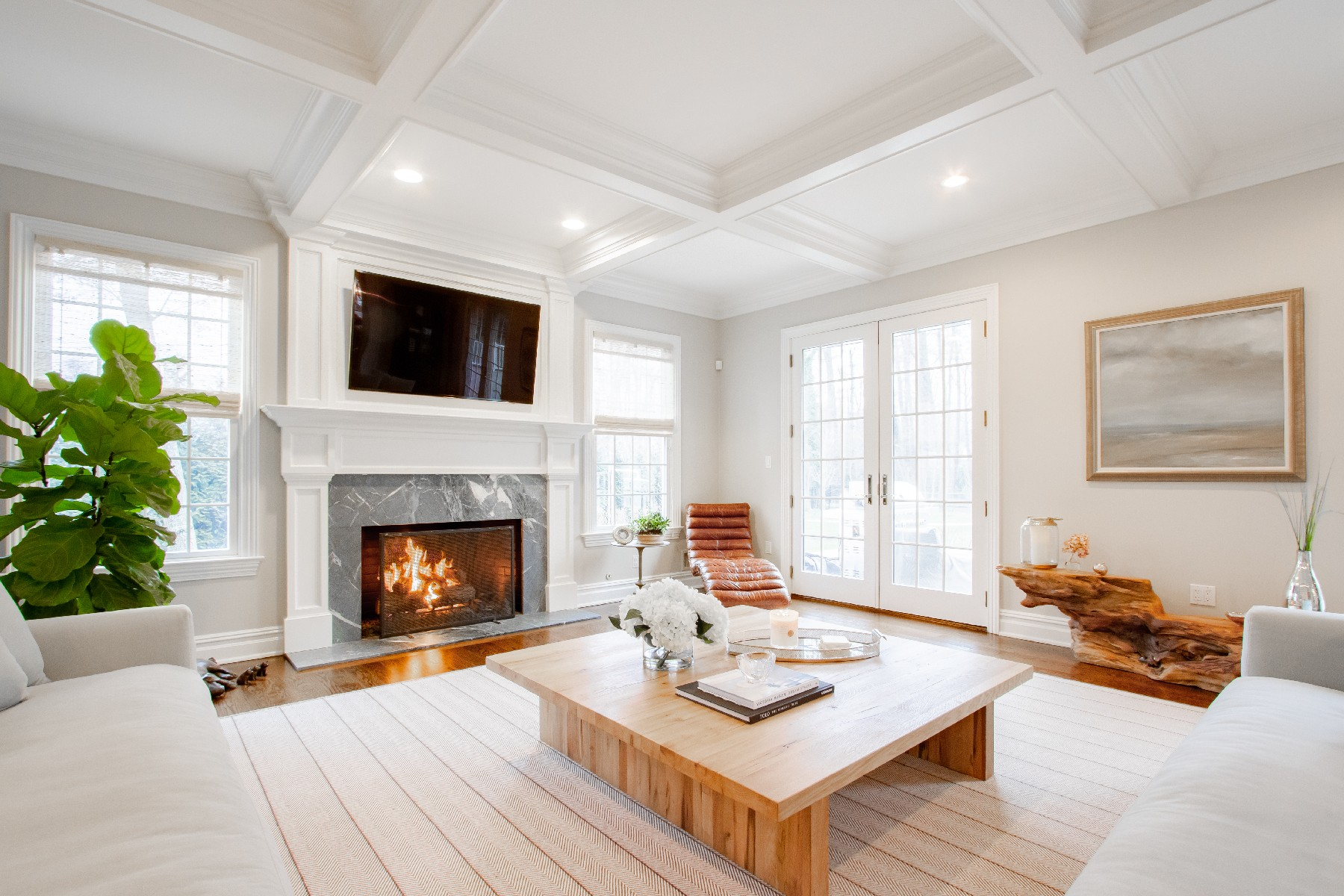 Single Family Homes for Sale at Stunning Designer Home 10 Heathcliff Rd, Rumson, New Jersey 07760 United States