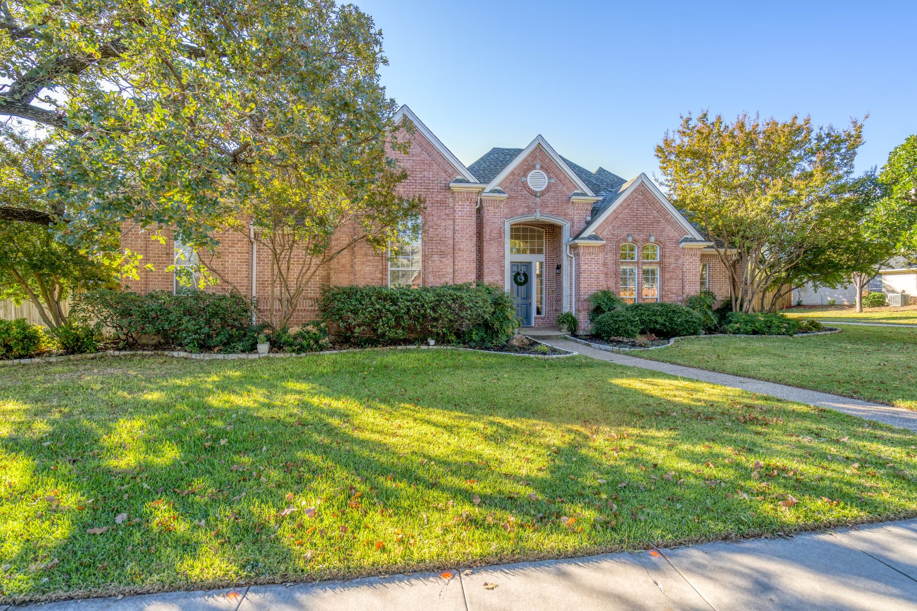 Single Family Homes for Sale at Glen Forest Traditional 1608 Village Trail Keller, Texas 76248 United States