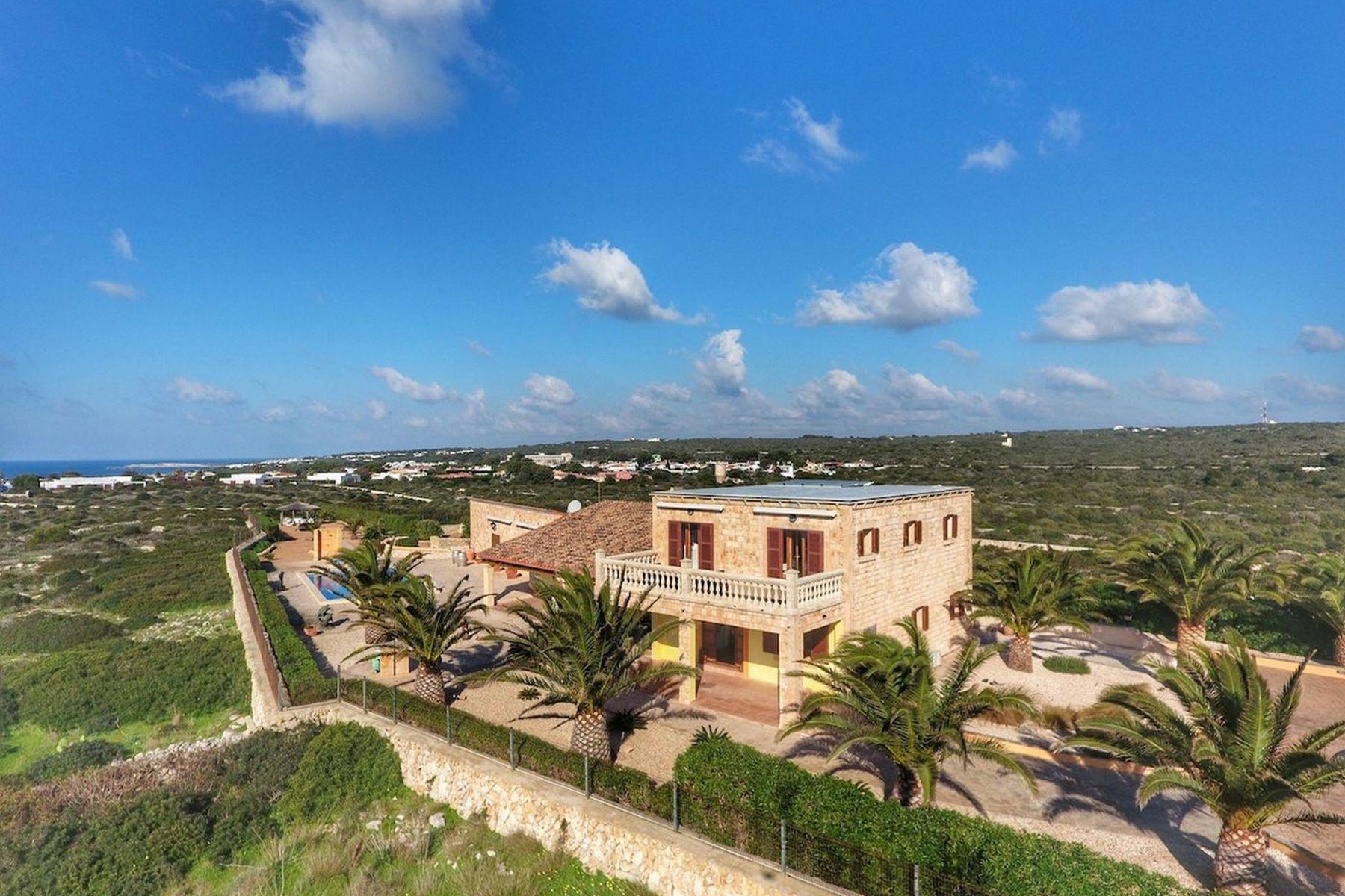 Single Family Home for Sale at Luxury Estate in Punta Prima with superb sea views Menorca, Menorca Spain