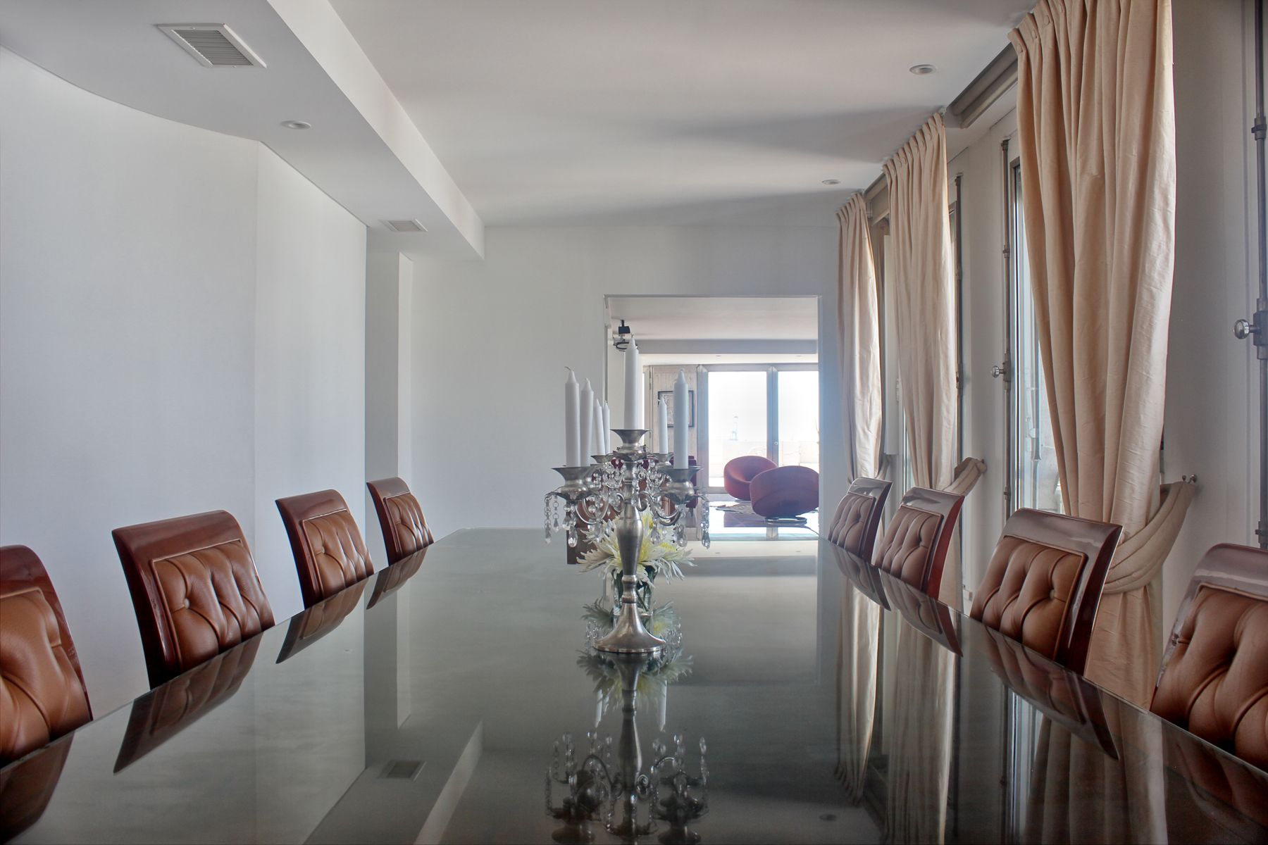 Additional photo for property listing at Emblematic apartment in the Kavanagh building Florida 1000 Buenos Aires, Buenos Aires C1057 Argentina