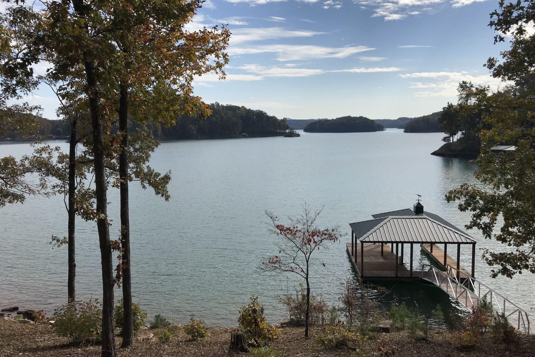 أراضي للـ Sale في Enjoy Sweeping 180 Degree Views from this Waterfront Home Site EB32, The Cliffs At Keowee Falls, Salem, South Carolina, 29676 United States