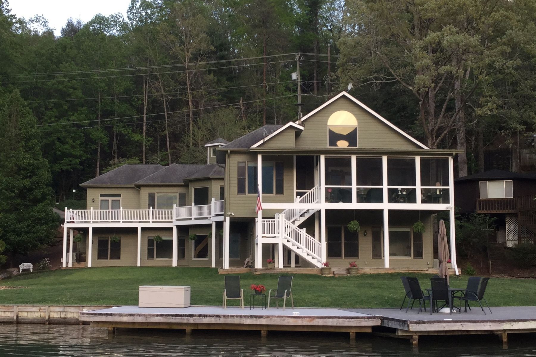 Single Family Homes for Sale at 2385 Buffalo Shoals Road Lake Lure, North Carolina 28746 United States