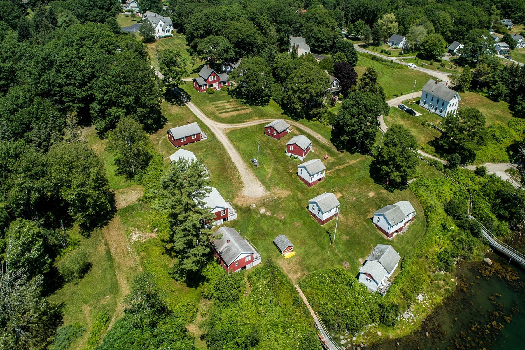Multi-Family Home for Sale at Harborside Cottages 26 Osier Road Bristol, Maine 04554 United States