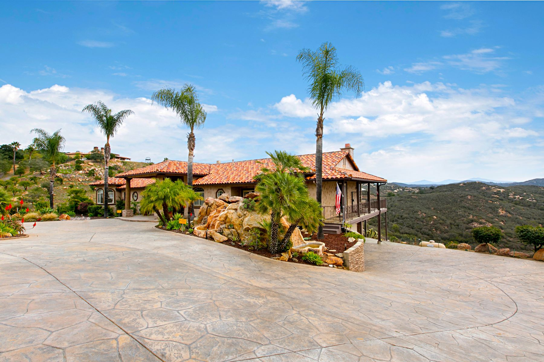 Single Family Homes for Sale at Ridge Ranch Estates 14345 Ridge Ranch Rd Valley Center, California 92082 United States