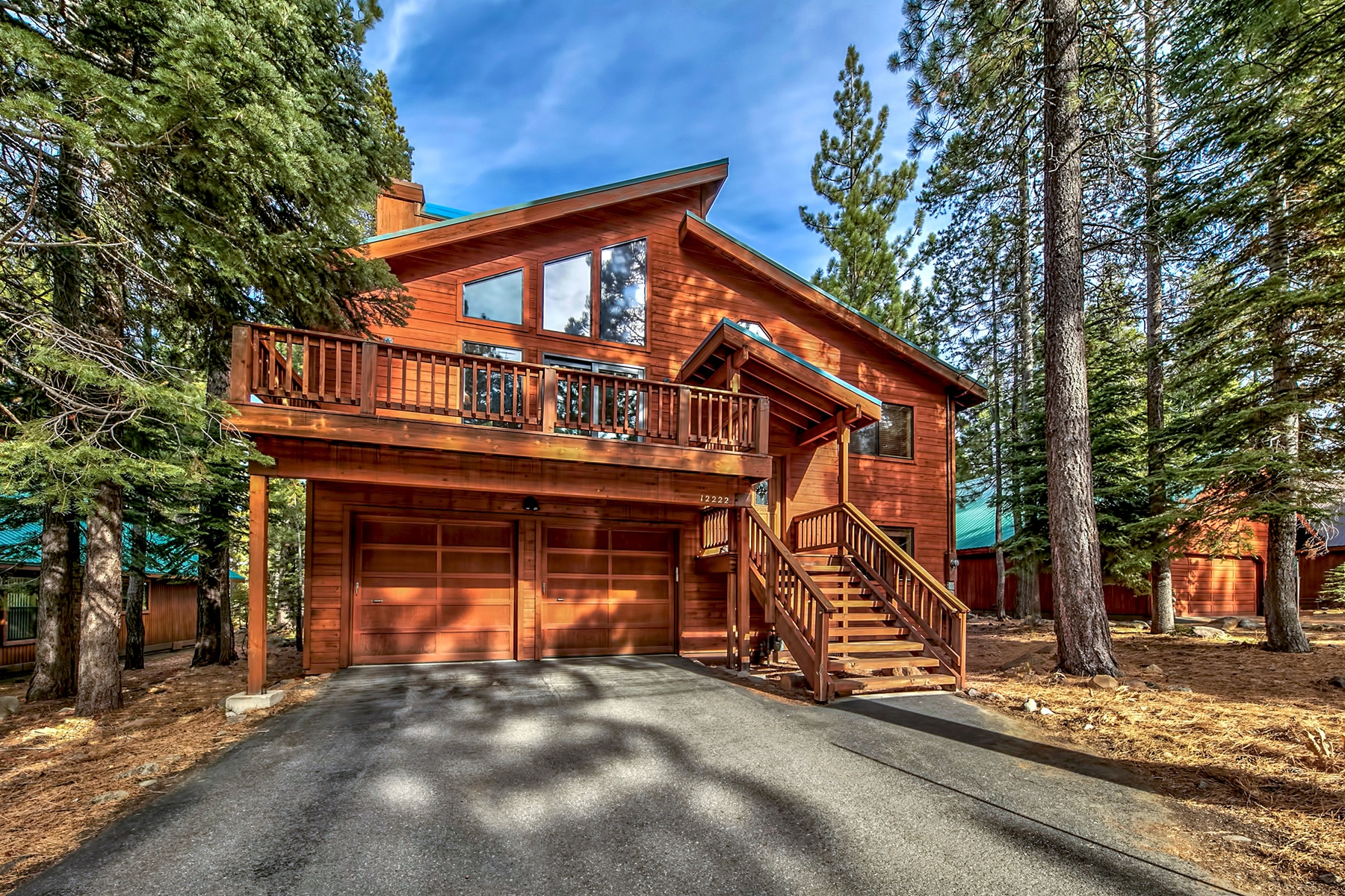 Single Family Home for Active at 12222 Muhlebach Way, Truckee, Ca 96161 12222 Muhlebach Way Truckee, California 96161 United States