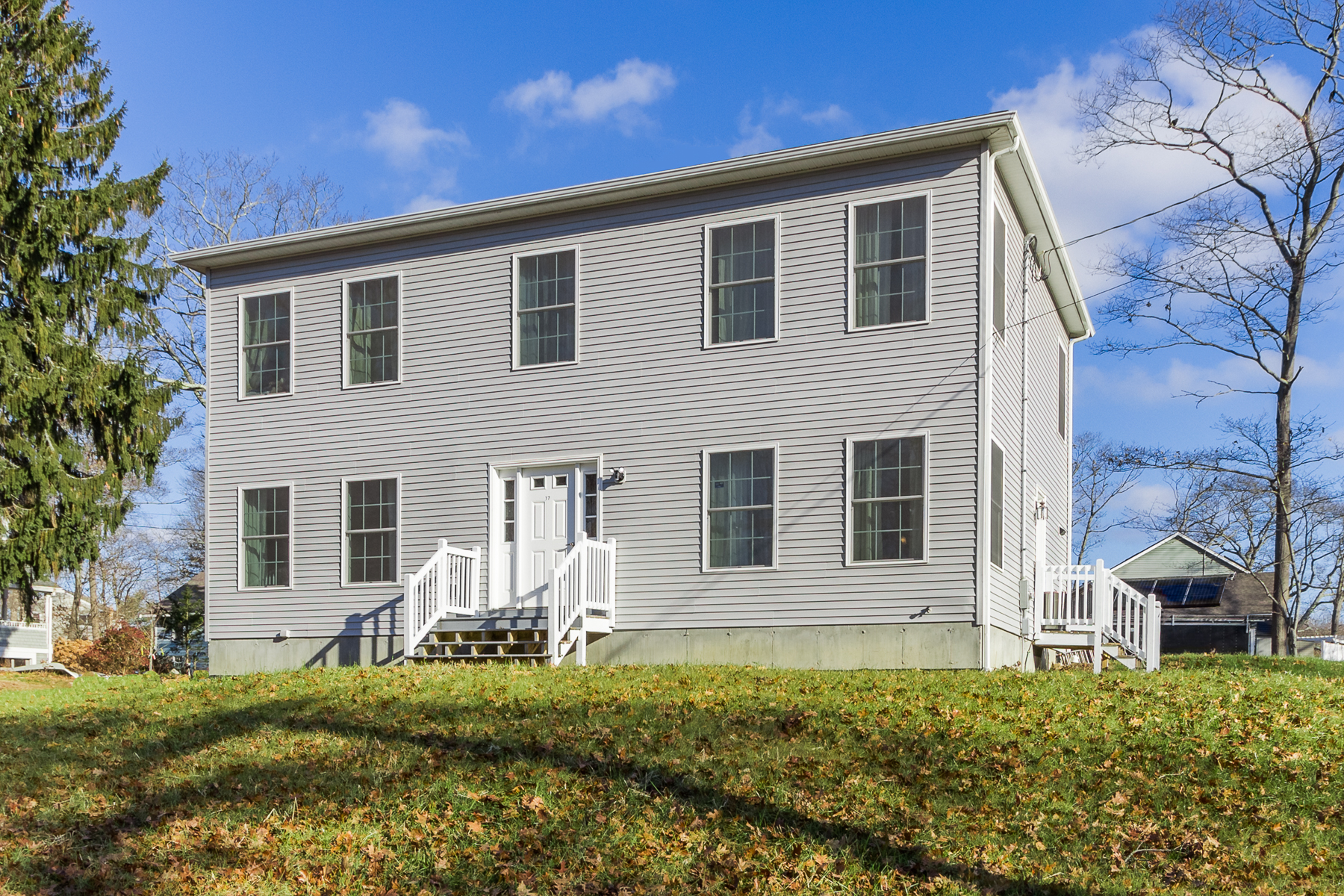 Single Family Home for Sale at New Construction in Quaint Beachside Village 17 Ocean Avenue Gloucester, Massachusetts 01930 United States