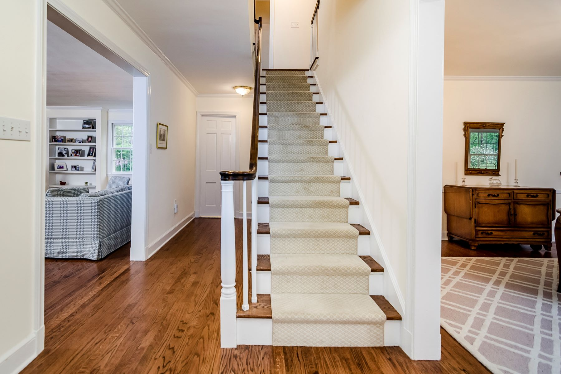Additional photo for property listing at On a Private Acre Steps from Lawrenceville Campus 29 Manning Lane, Lawrenceville, New Jersey 08648 United States