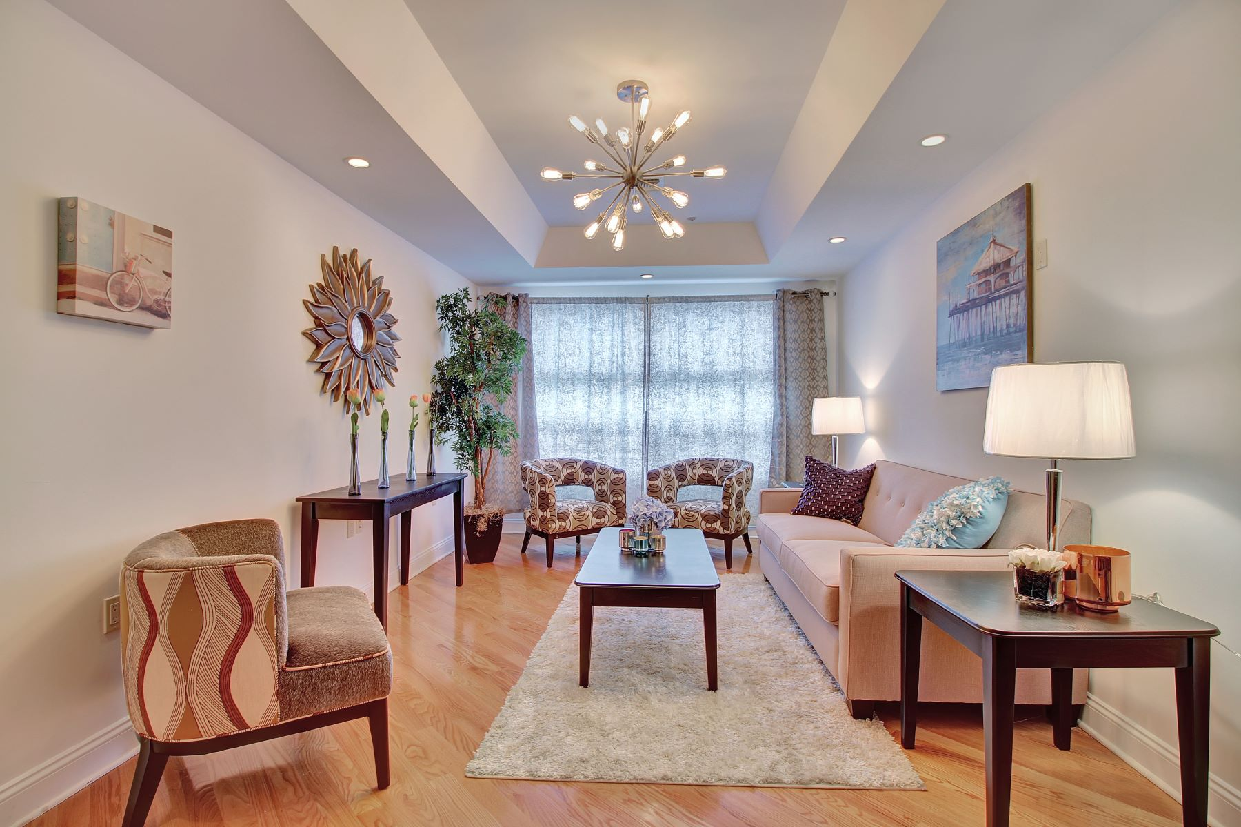 Condominium for Sale at Awesome layout on this 1800 square feet of glorious new ground up construction 4108 Kennedy BLVD #1 Union City, New Jersey 07087 United States