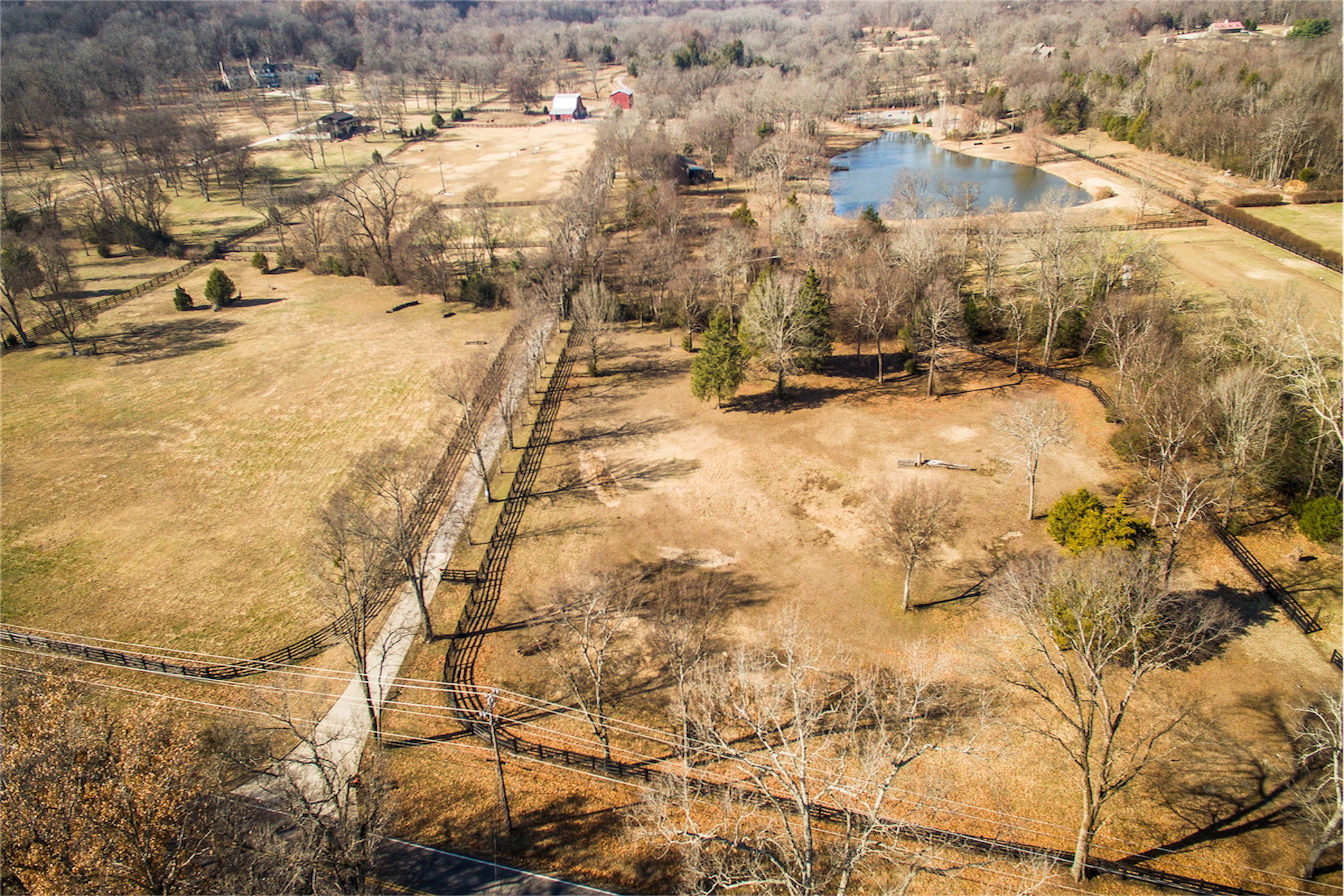 Land for Sale at Old Hickory Farm on 30 Acres 1702 Old Hillsboro Road Nashville, Tennessee 37069 United States