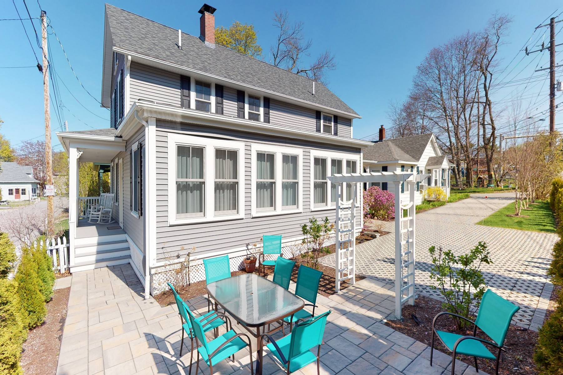 Single Family Homes for Active at 5 Michigan Avenue Bar Harbor, Maine 04609 United States