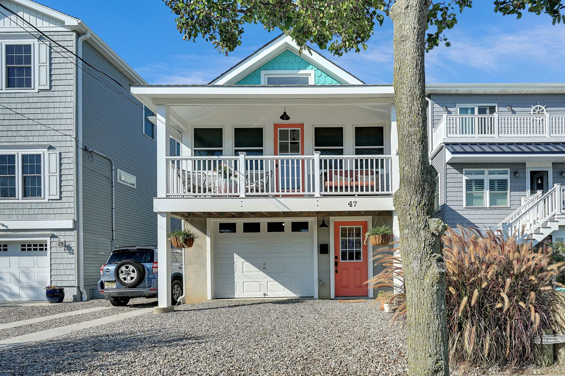 Single Family Homes for Active at Beach Home in Manasquan 47 Ocean Avenue Manasquan, New Jersey 08736 United States