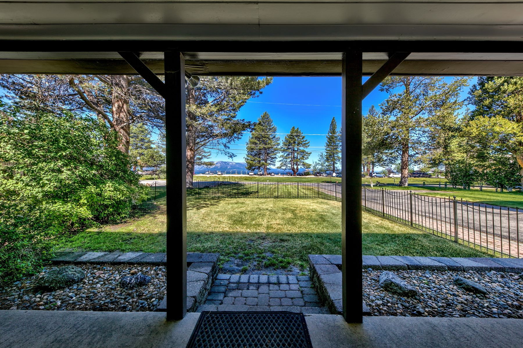 Additional photo for property listing at Lakefront Property 4068/4067 Sunrise Lane South Lake Tahoe, California 96150 United States