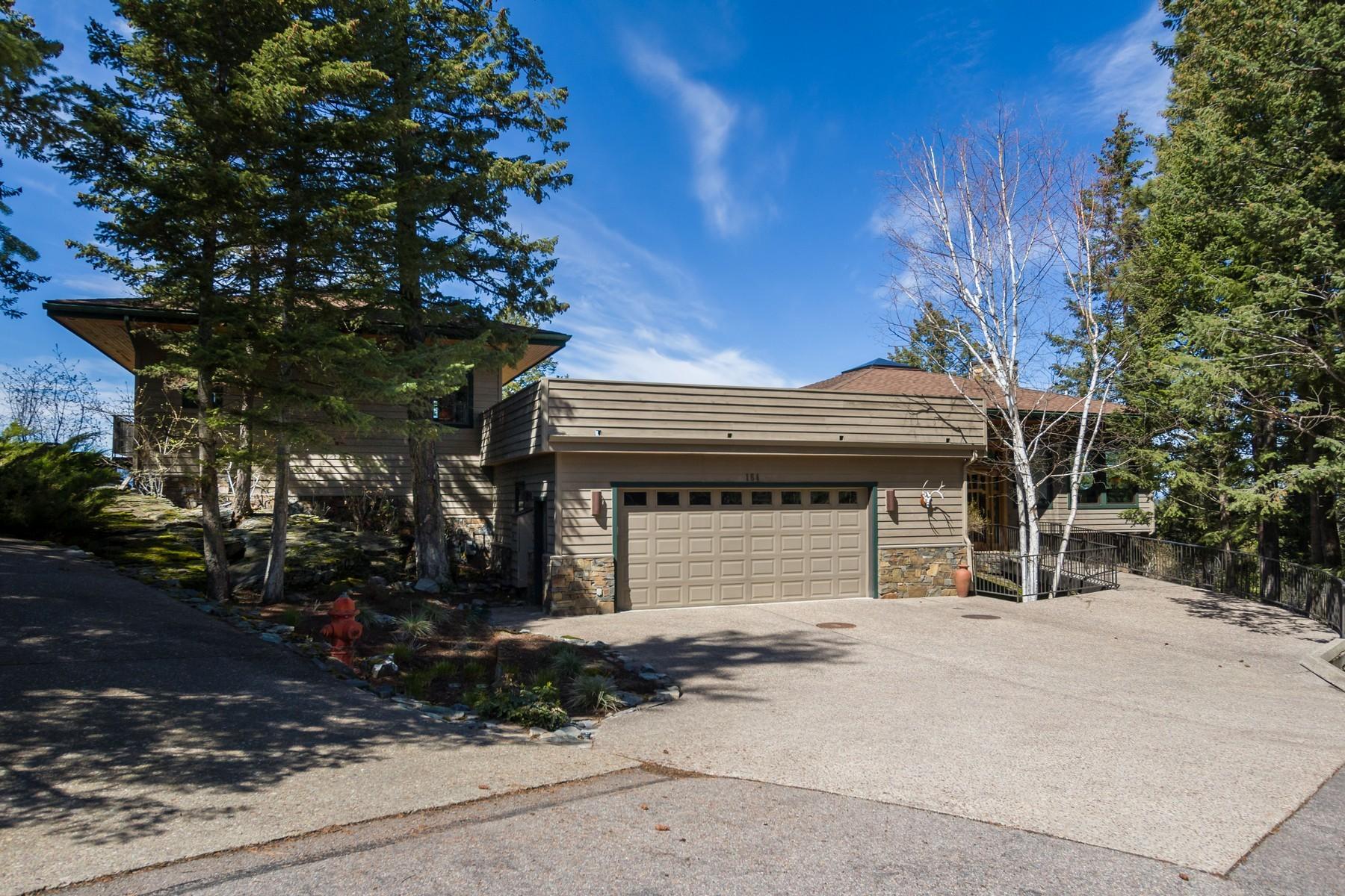 Частный односемейный дом для того Продажа на 164 Bjork Dr , Bigfork, MT 59911 164 Bjork Dr Bigfork, Монтана, 59911 Соединенные Штаты