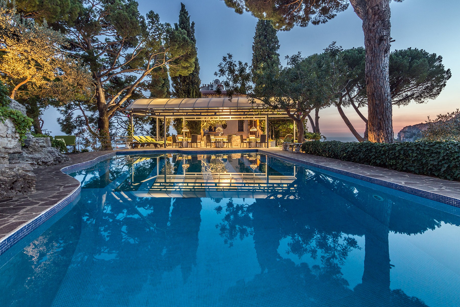 Single Family Home for Sale at Torre di Civita, stunning property by the Amalfi Coast Ravello, Salerno Italy