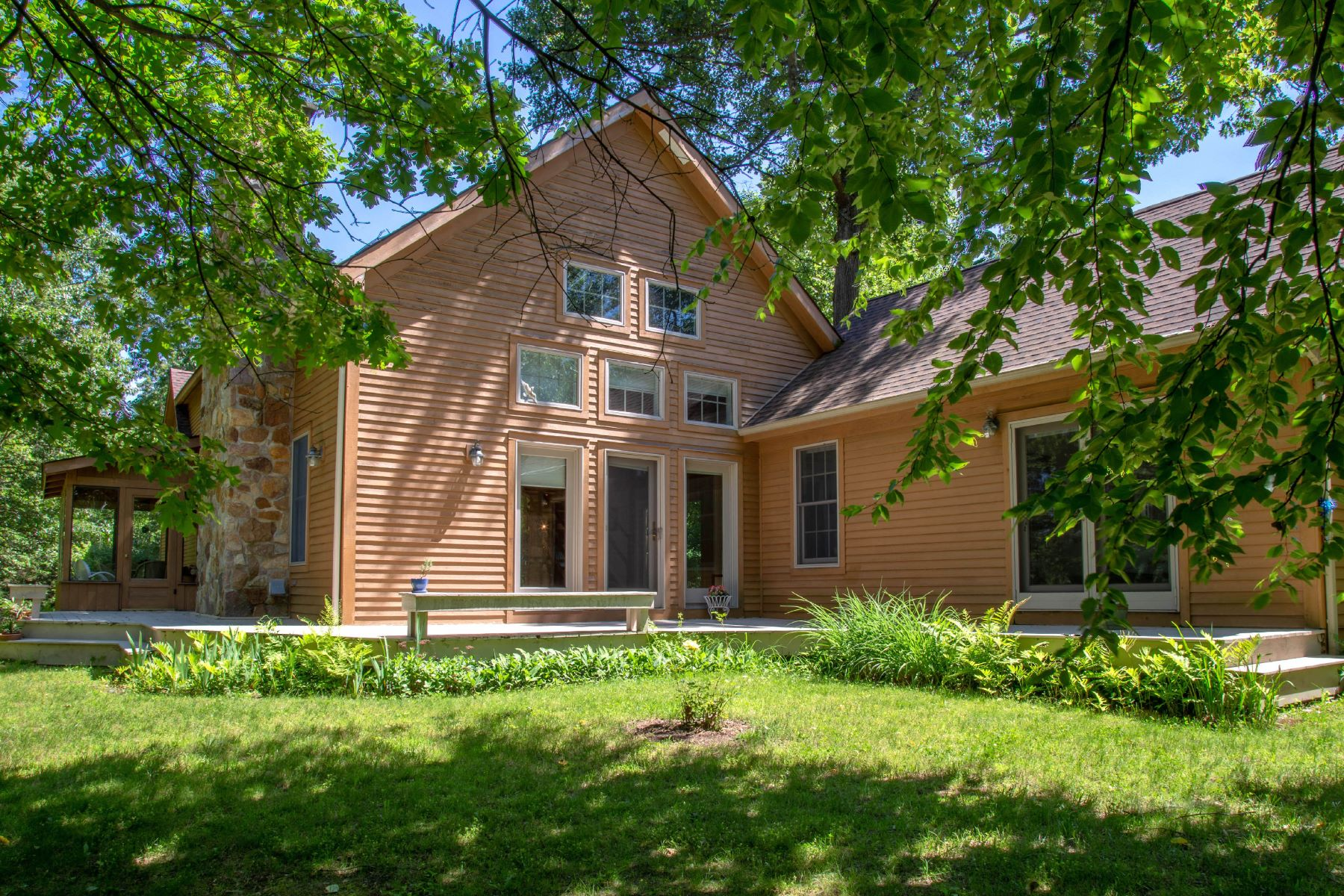 Single Family Homes for Active at Taghkanic Creek Custom Home 727 New Forge Rd Ii Ancram, New York 12502 United States