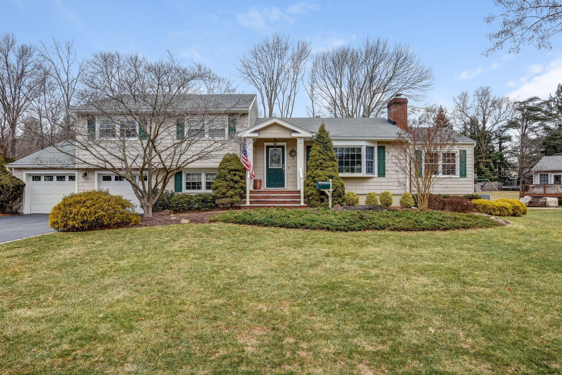 Maison unifamiliale pour l Vente à Meticulously Maintained Home 14 Kathleen Place, Morris Plains, New Jersey 07950 États-Unis