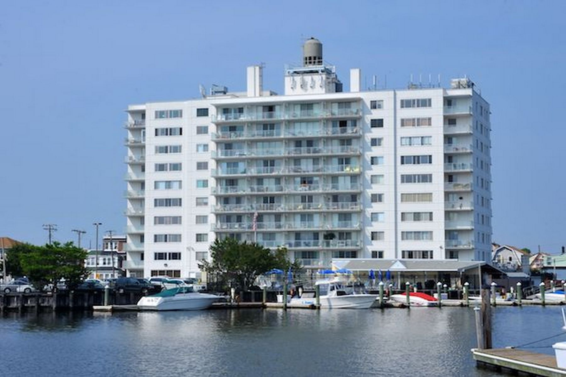 Condominium for Rent at Ventnor on the Bay 6101 Monmouth Ave Unit #611, Ventnor, New Jersey 08406 United States