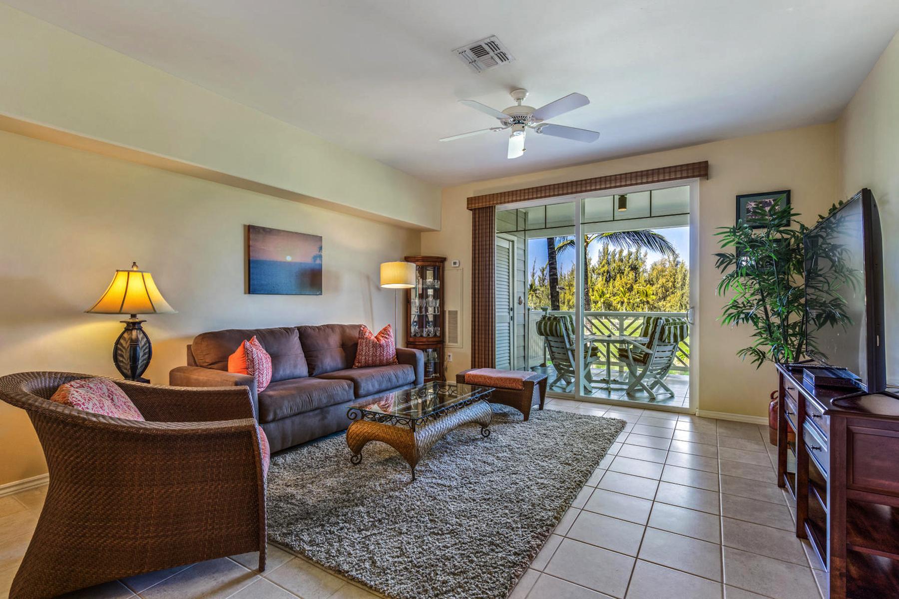 联栋屋 为 销售 在 Fairway Villas at Waikoloa Beach Resort 69-200 Pohakulana Pl D3 威克洛亚, 夏威夷 96738 美国