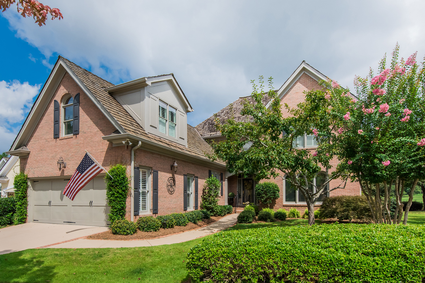 Single Family Home for Sale at Brick Jewel On The Water 3300 Brookside Drive Roswell, Georgia 30076 United States
