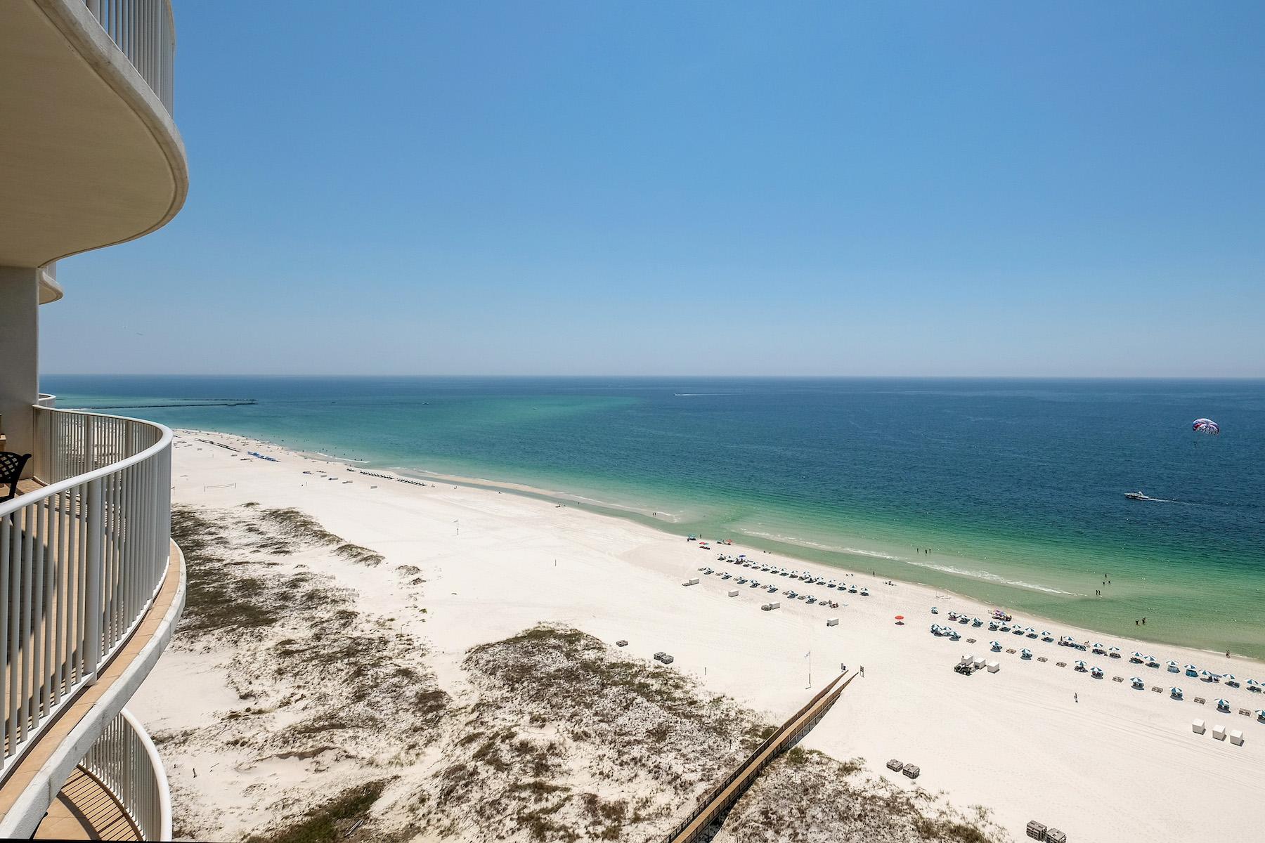 Condominium for Active at Turquoise Place Tower C 26350 Perdido Beach Blvd Unit C1708 Orange Beach, Alabama 36561 United States
