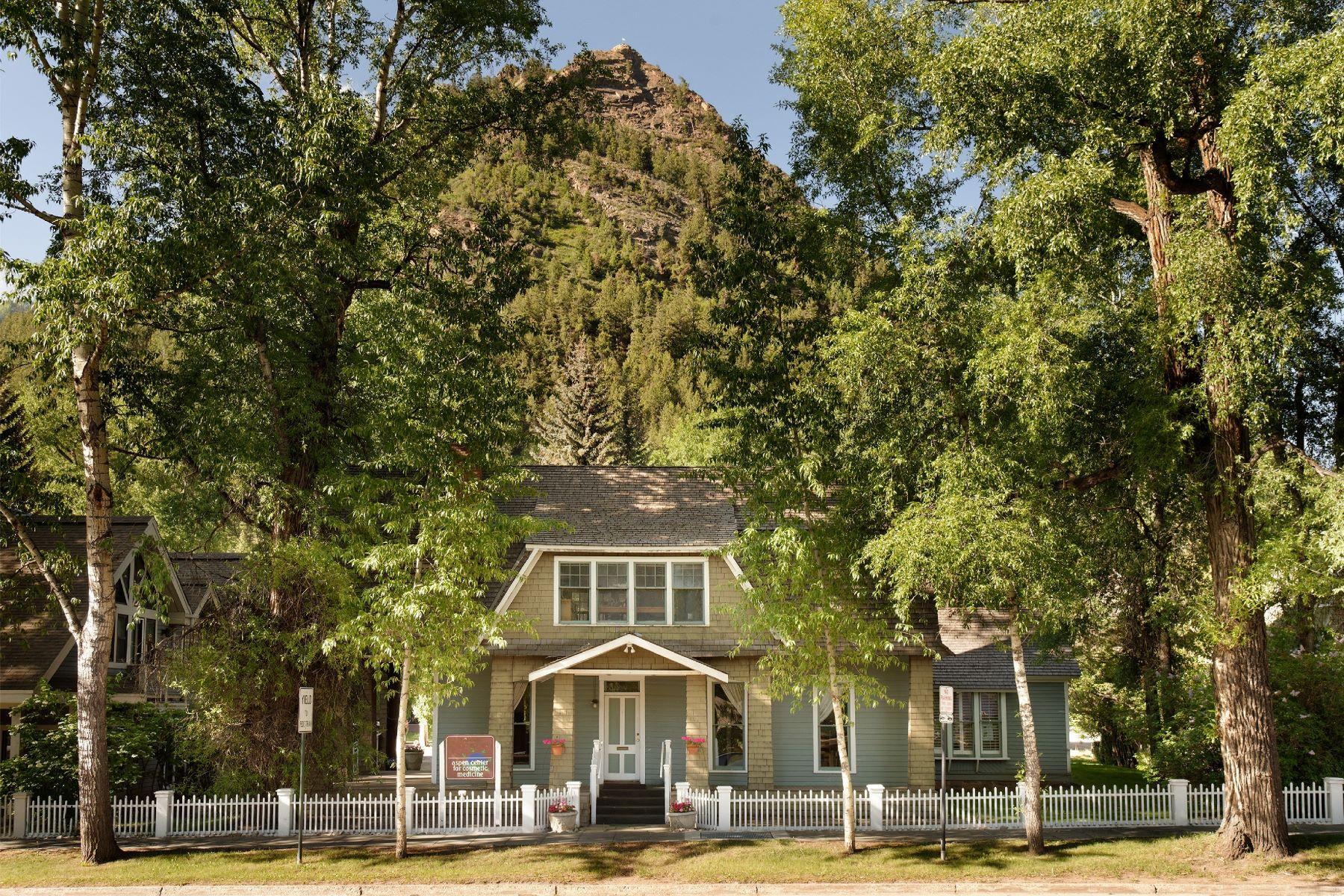 為 出售 在 Historic Main Street 611 W. Main Street, Aspen, 科羅拉多州, 81611 美國