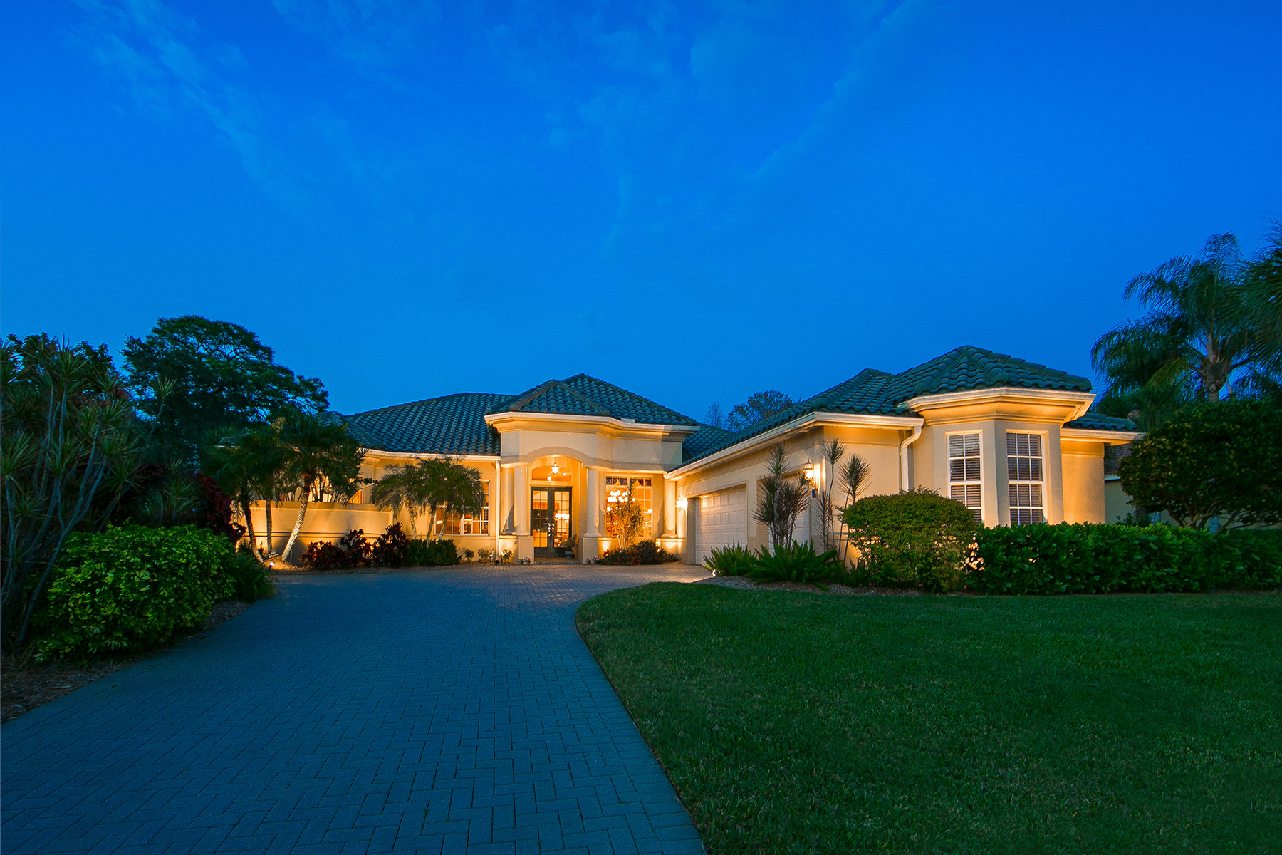 Single Family Homes for Sale at 22 Boca Royale Blvd Englewood, Florida 34223 United States