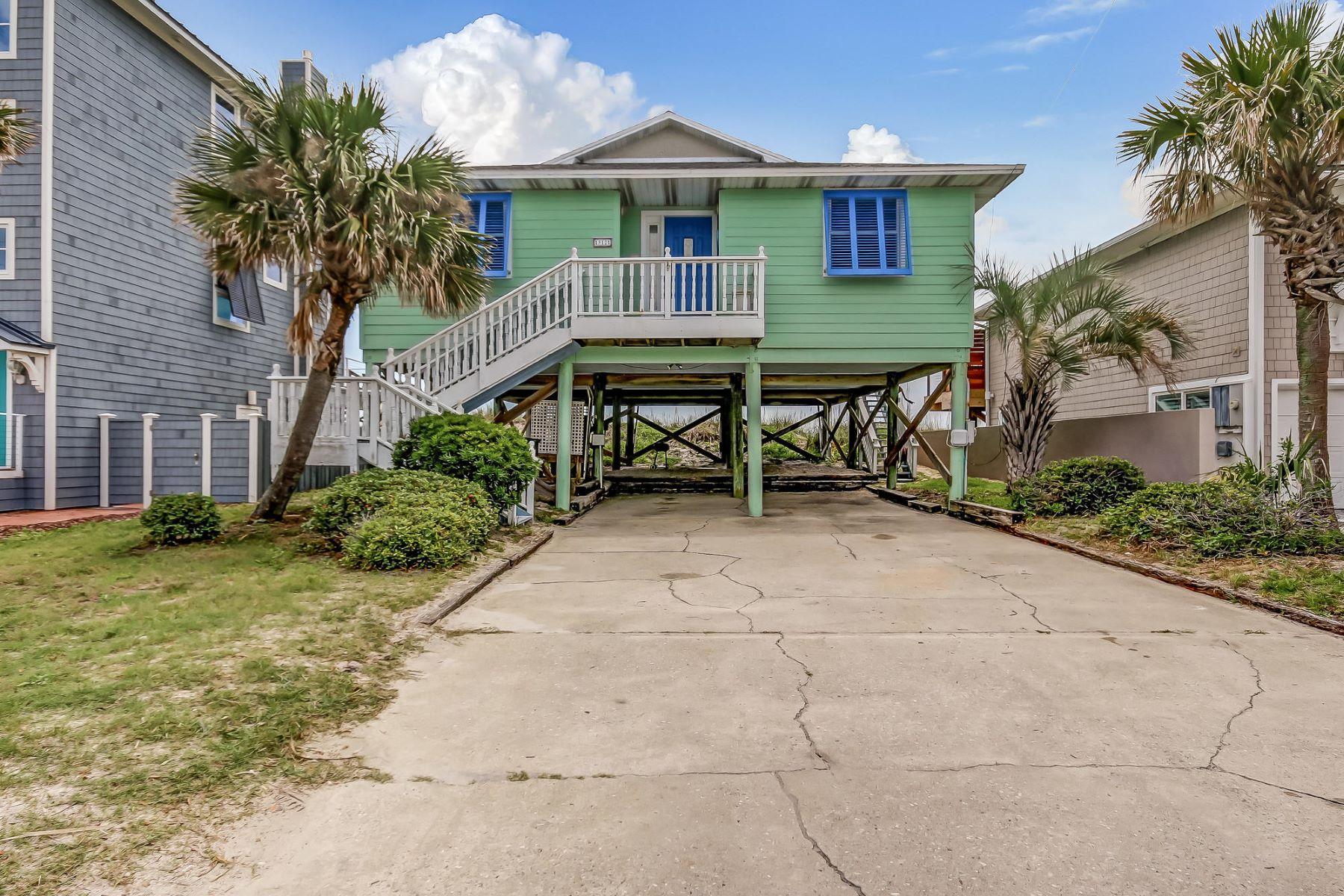 Vivienda unifamiliar por un Venta en 912 S Fletcher Avenue 912 S Fletcher Avenue Fernandina Beach, Florida 32034 Estados Unidos