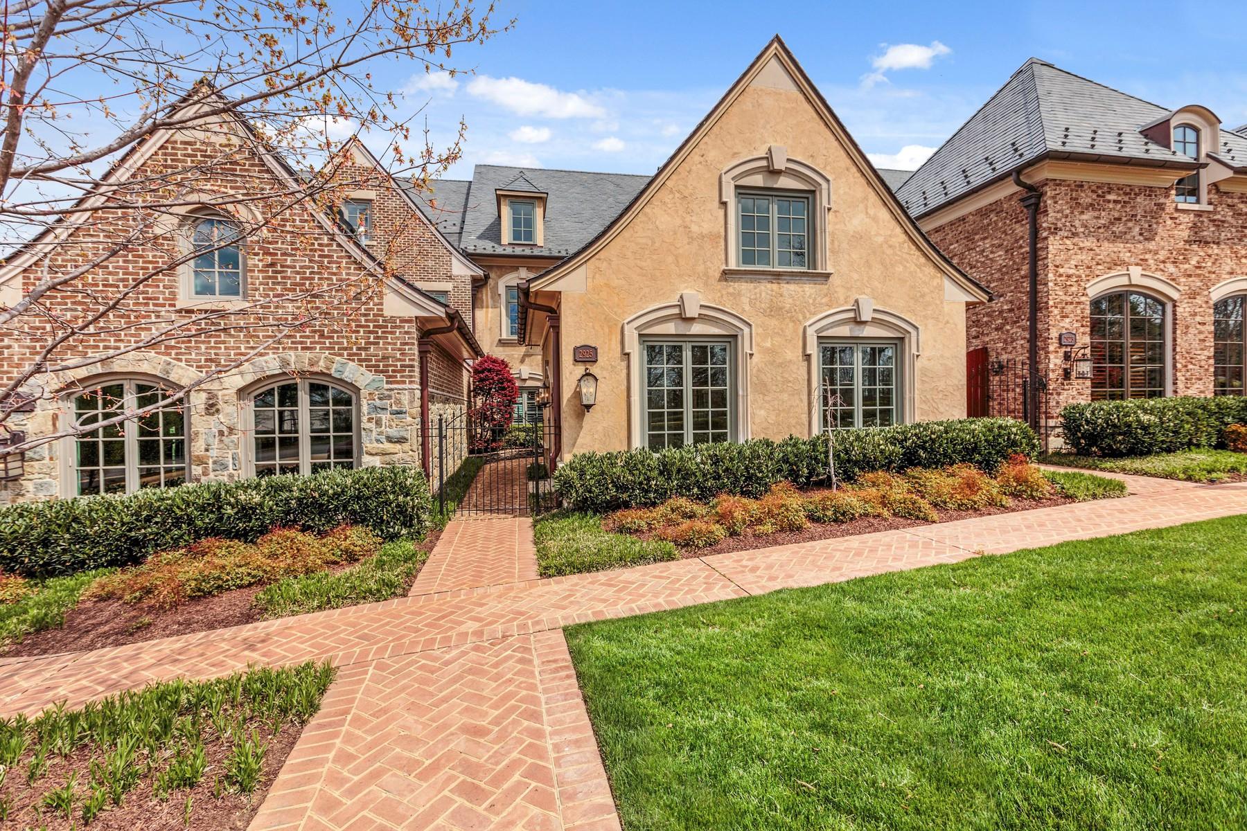 Stadthaus für Verkauf beim Cathedral View 2925 N Glebe Rd Arlington, Virginia, 22207 Vereinigte Staaten