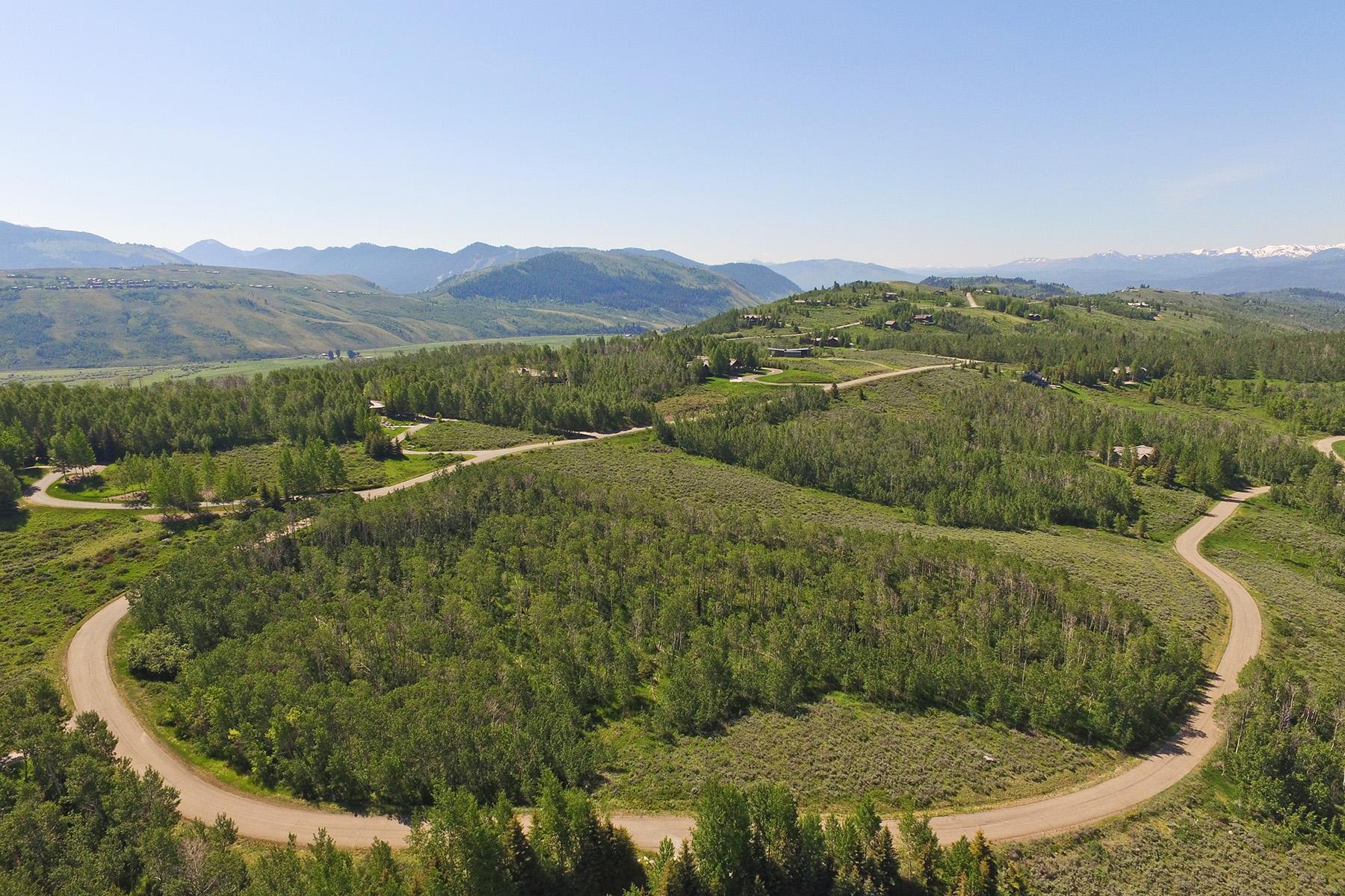 Terrain pour l Vente à Land in North Gros Ventre 2635 Trader Road Jackson, Wyoming, 83001 Jackson Hole, États-Unis