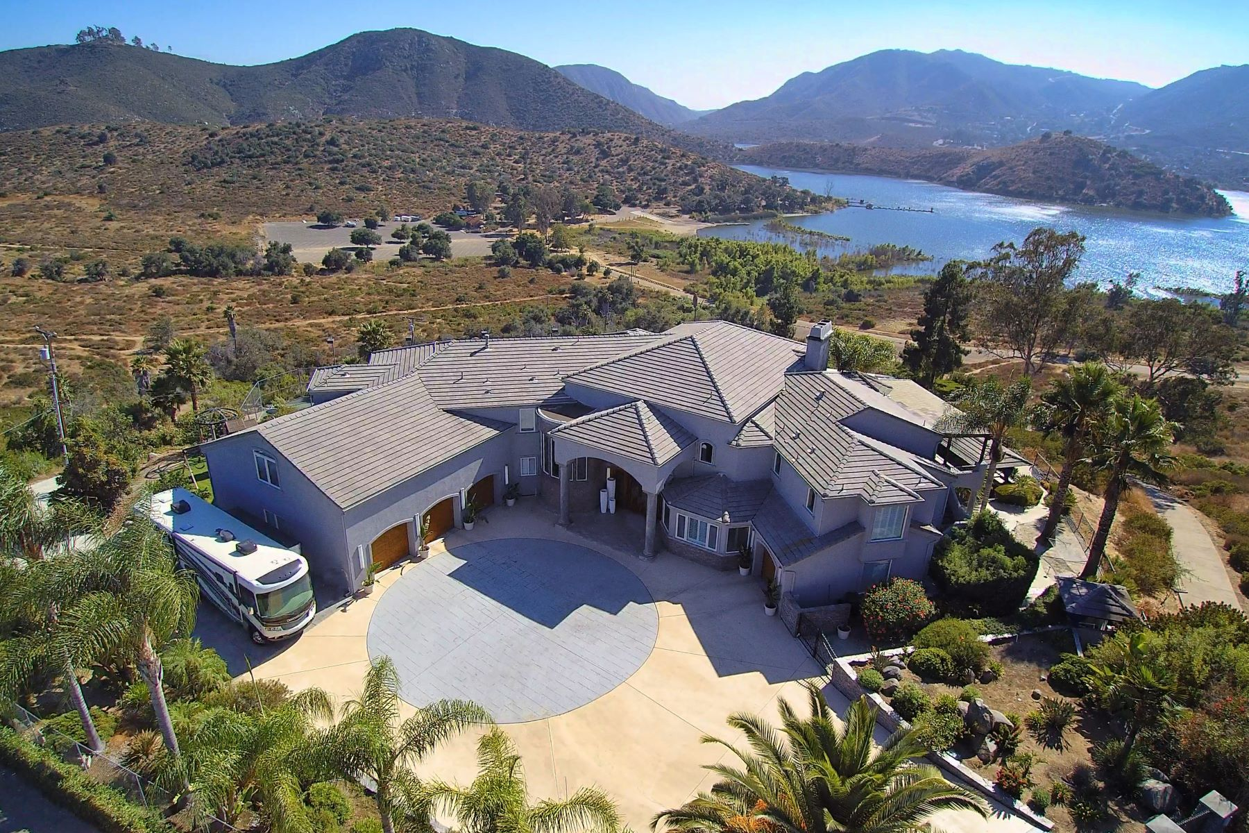 Single Family Home for Active at Tramonto Lago 3653 Purer Road Escondido, California 92029 United States