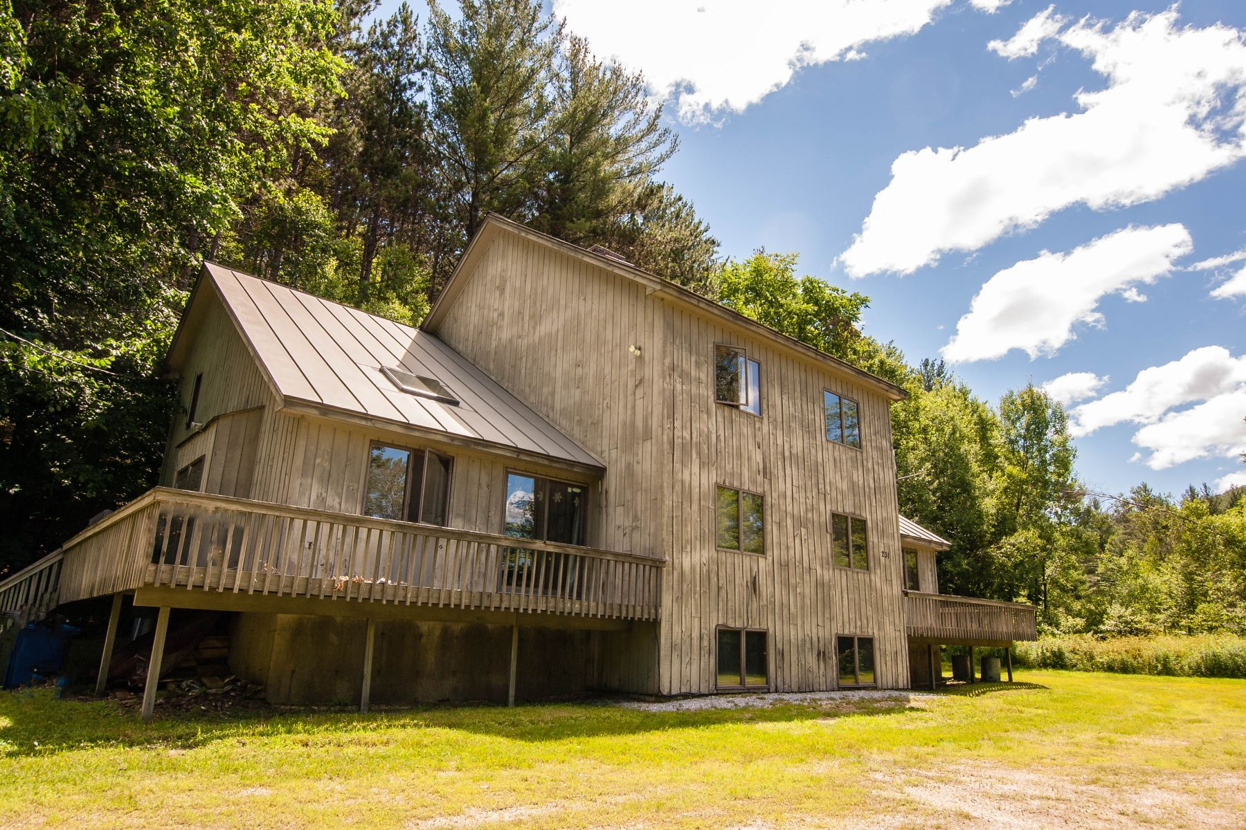 Multi-Family Home for Sale at Investment Property Opportunity 231 South Hill Rd Pittsfield, Vermont 05762 United States
